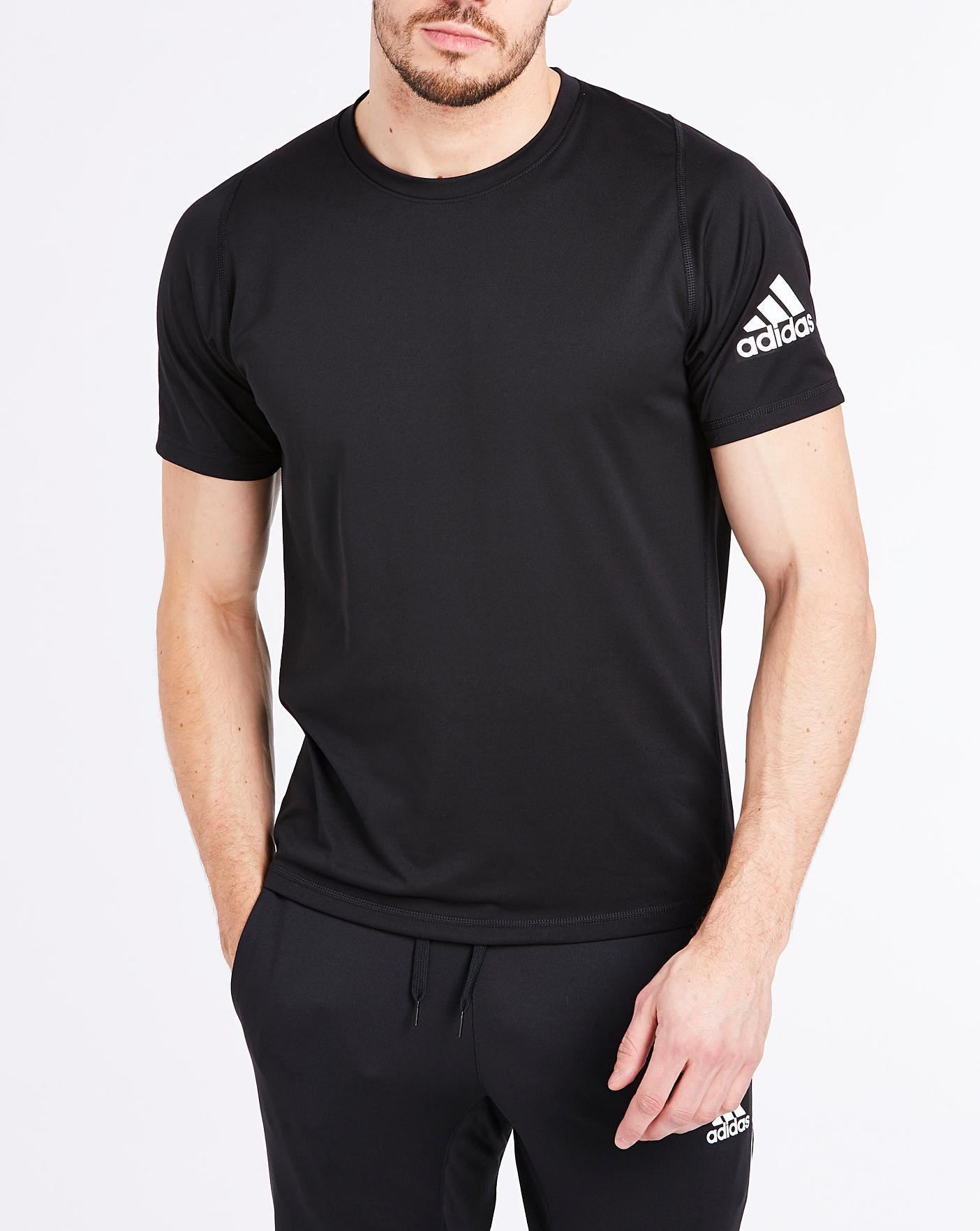 adidas training shirt