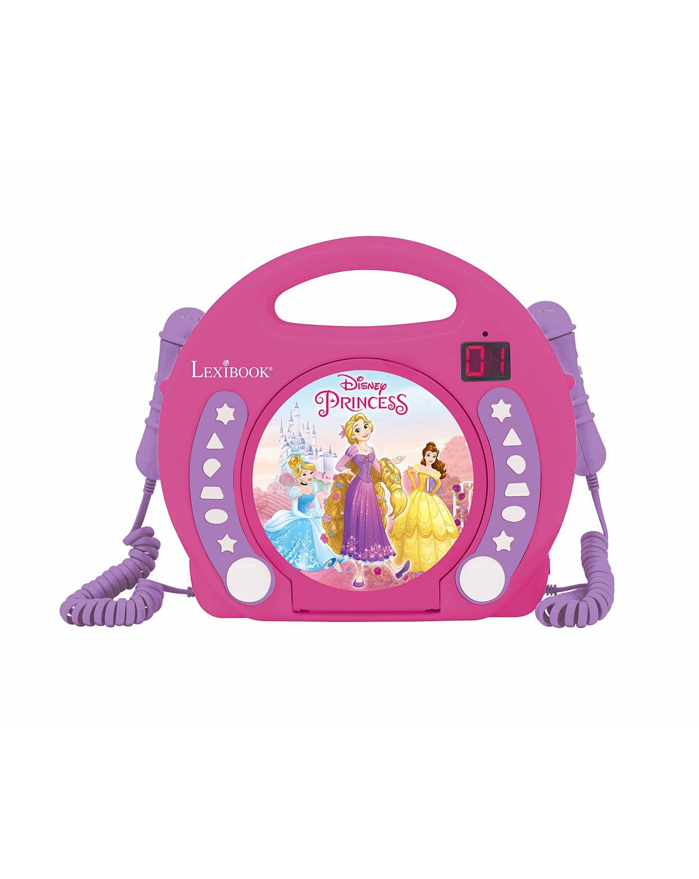 Lexibook Disney Princess CD Player