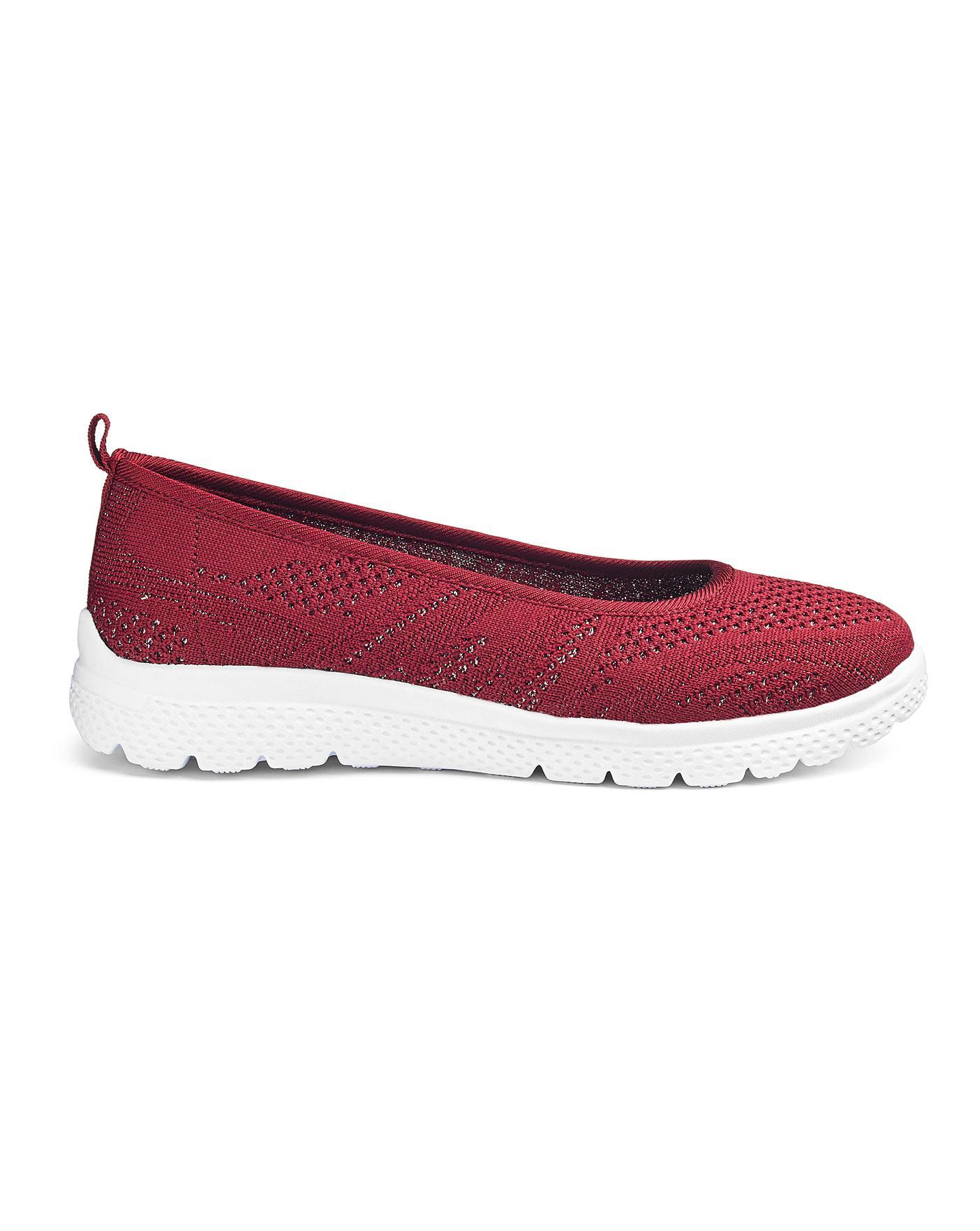 Cushion Walk Leisure Shoes EEE Fit | J