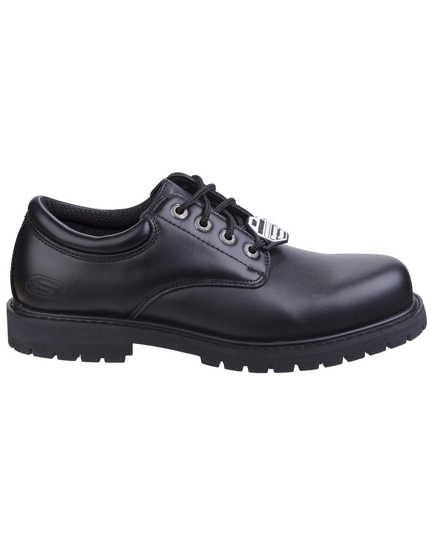 neutral Cliente ANTES DE CRISTO.  Skechers Cottonwood Elks Sr Lace Up Shoe | Oxendales