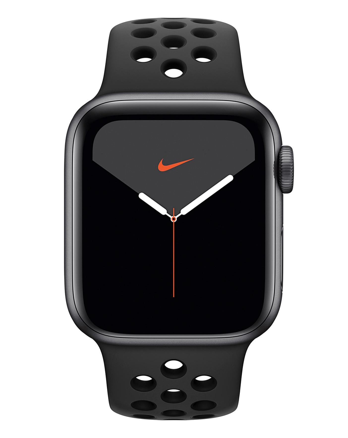 bene shop godere del prezzo di sconto Apple Watch Nike Series 5 40mm, GPS+Cell | J D Williams