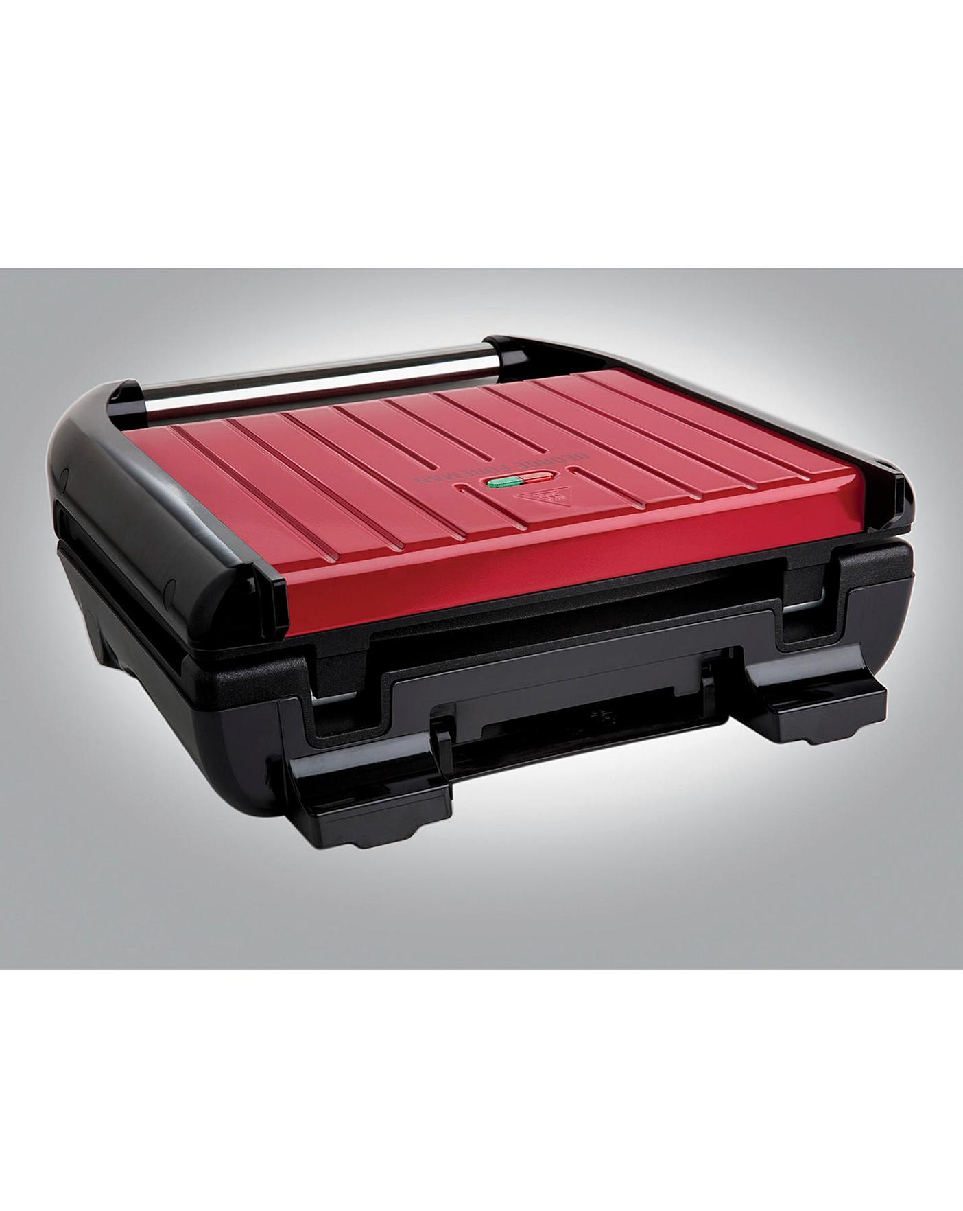 George Foreman 7 Portion Red 25050 Grill
