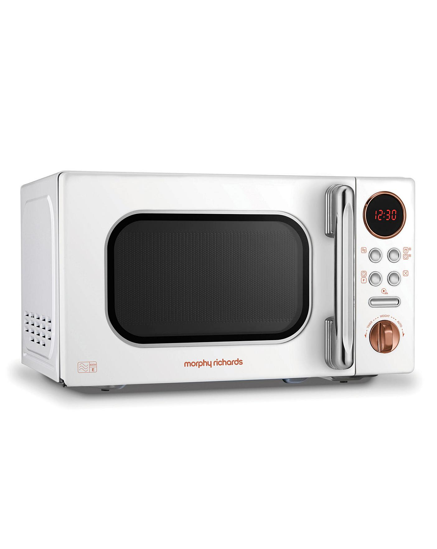 Red microwave Morphy Richards in OL7