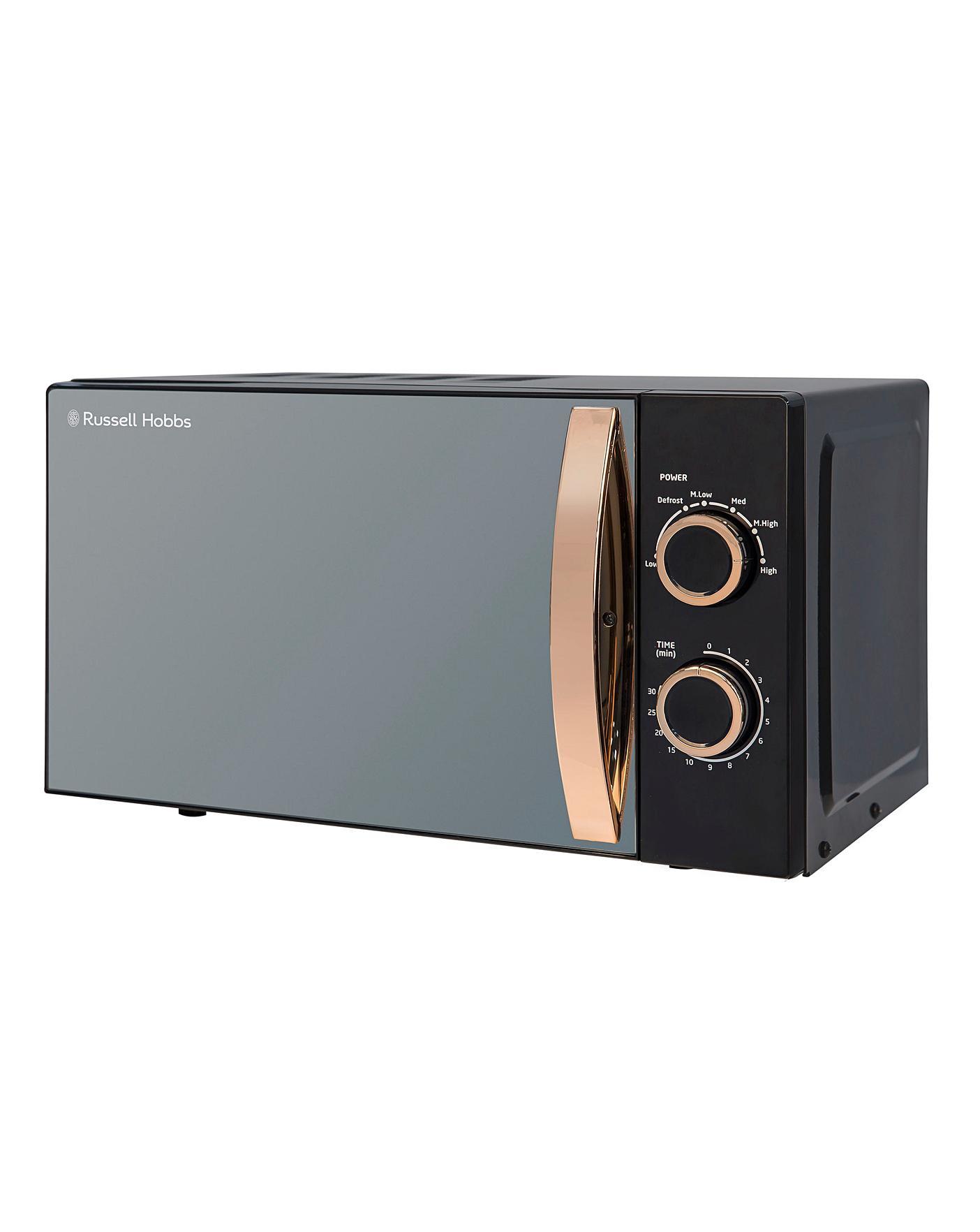 Russell Hobbs Rhm1727rg 17l Microwave Oxendales