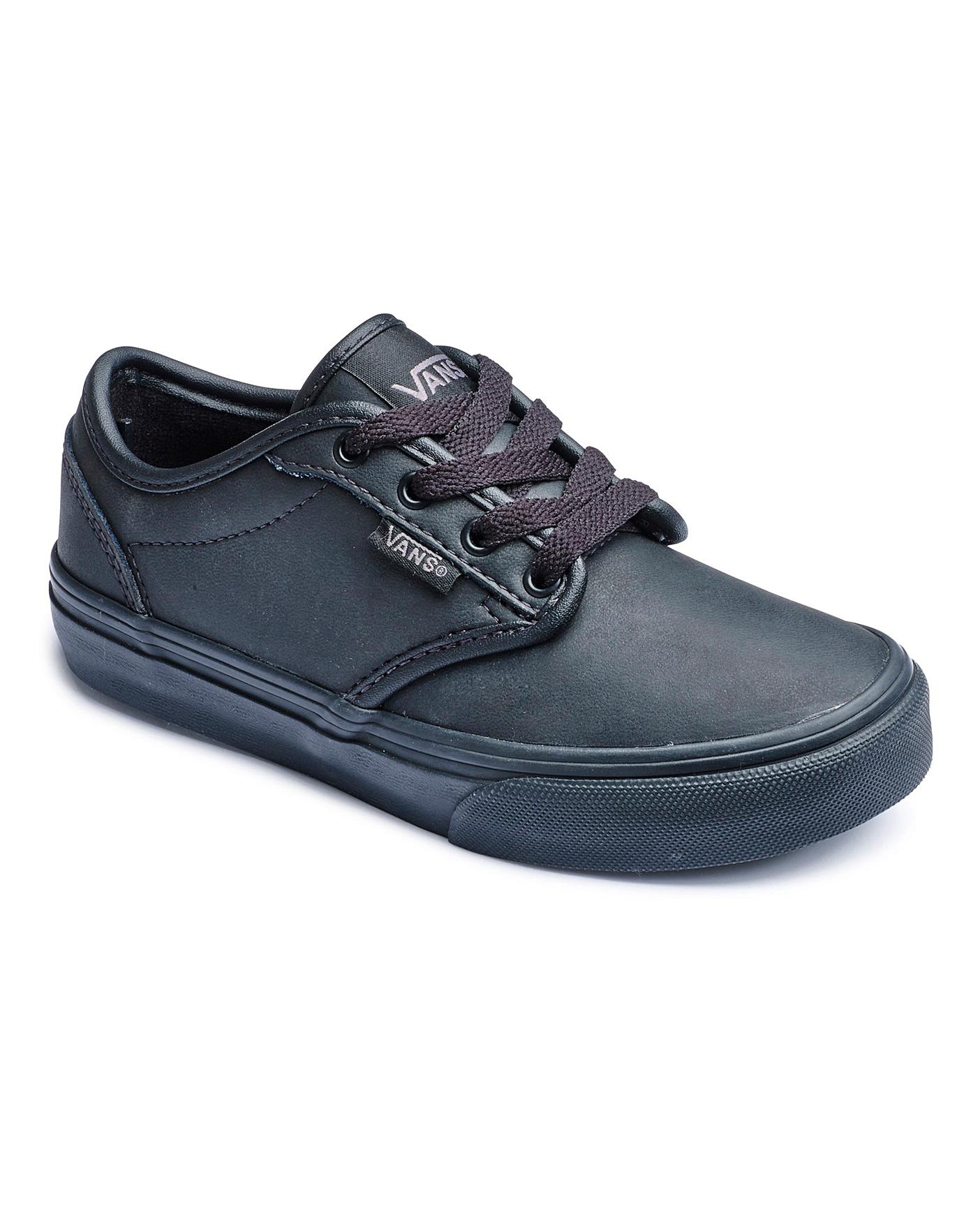 Vans Atwood Leather Shoes | Ambrose Wilson