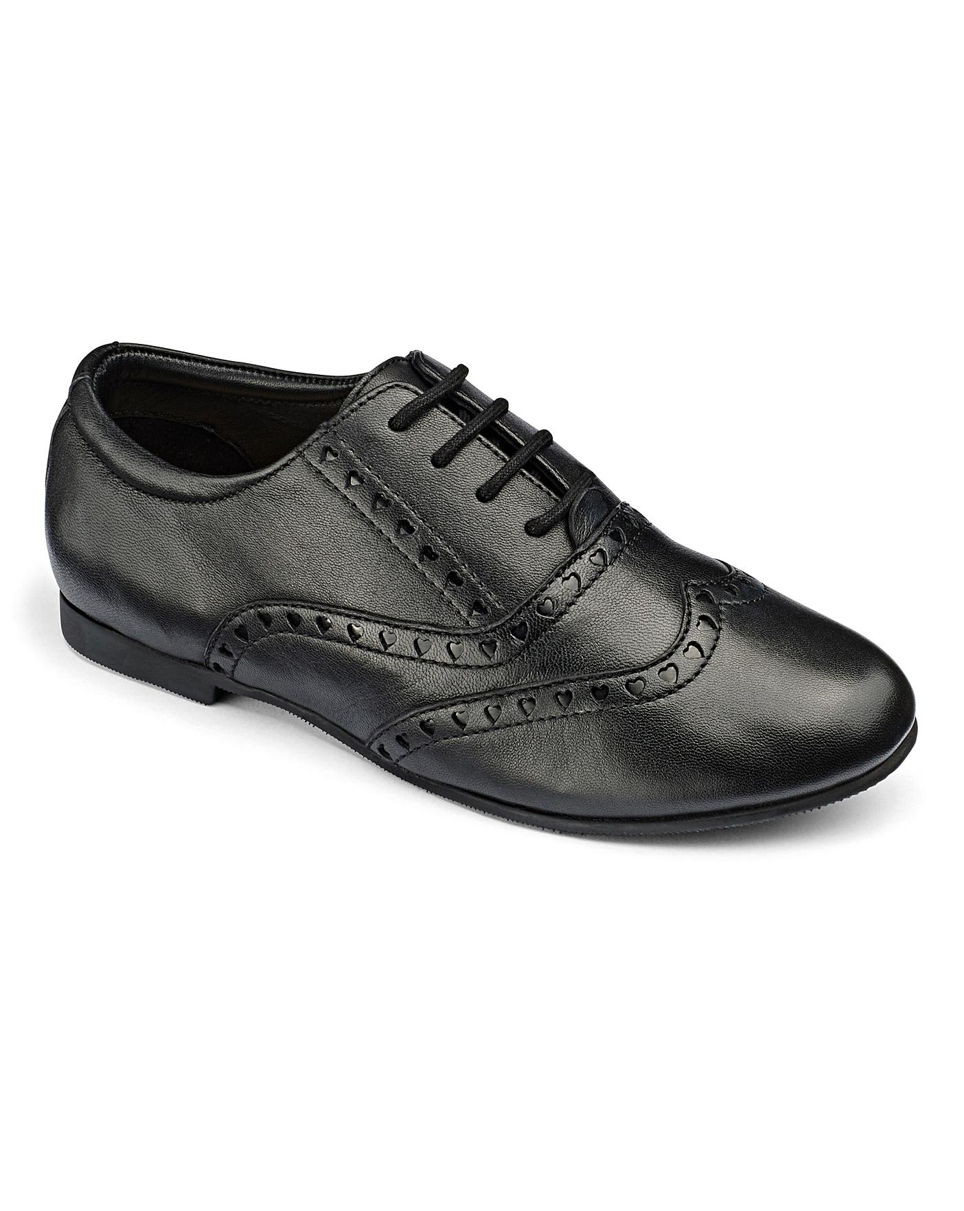 Amelia Lace Up Brogues G Fit   Oxendales