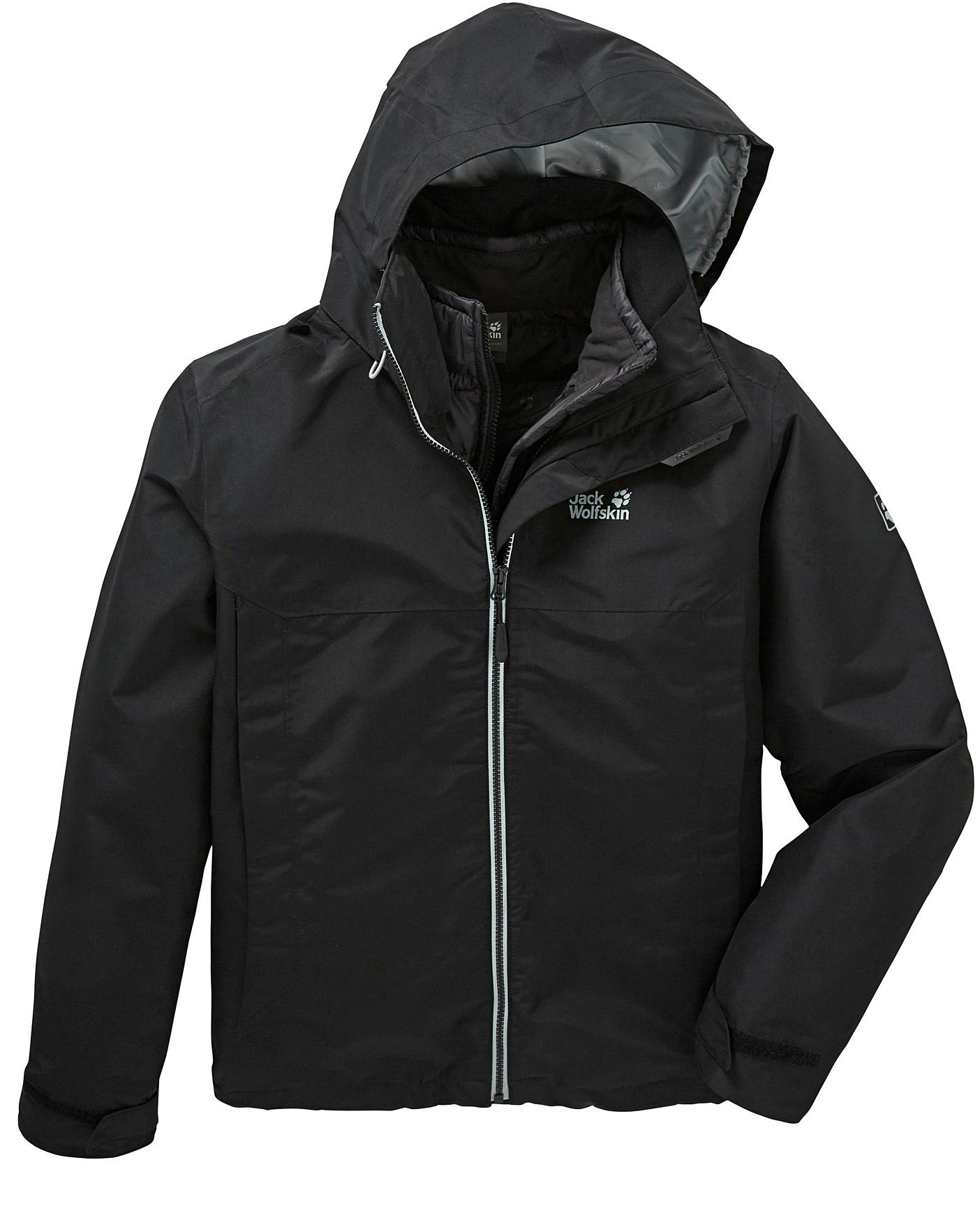 hot product buying cheap sells Jack Wolfskin North Fjord 3in1 Jacket