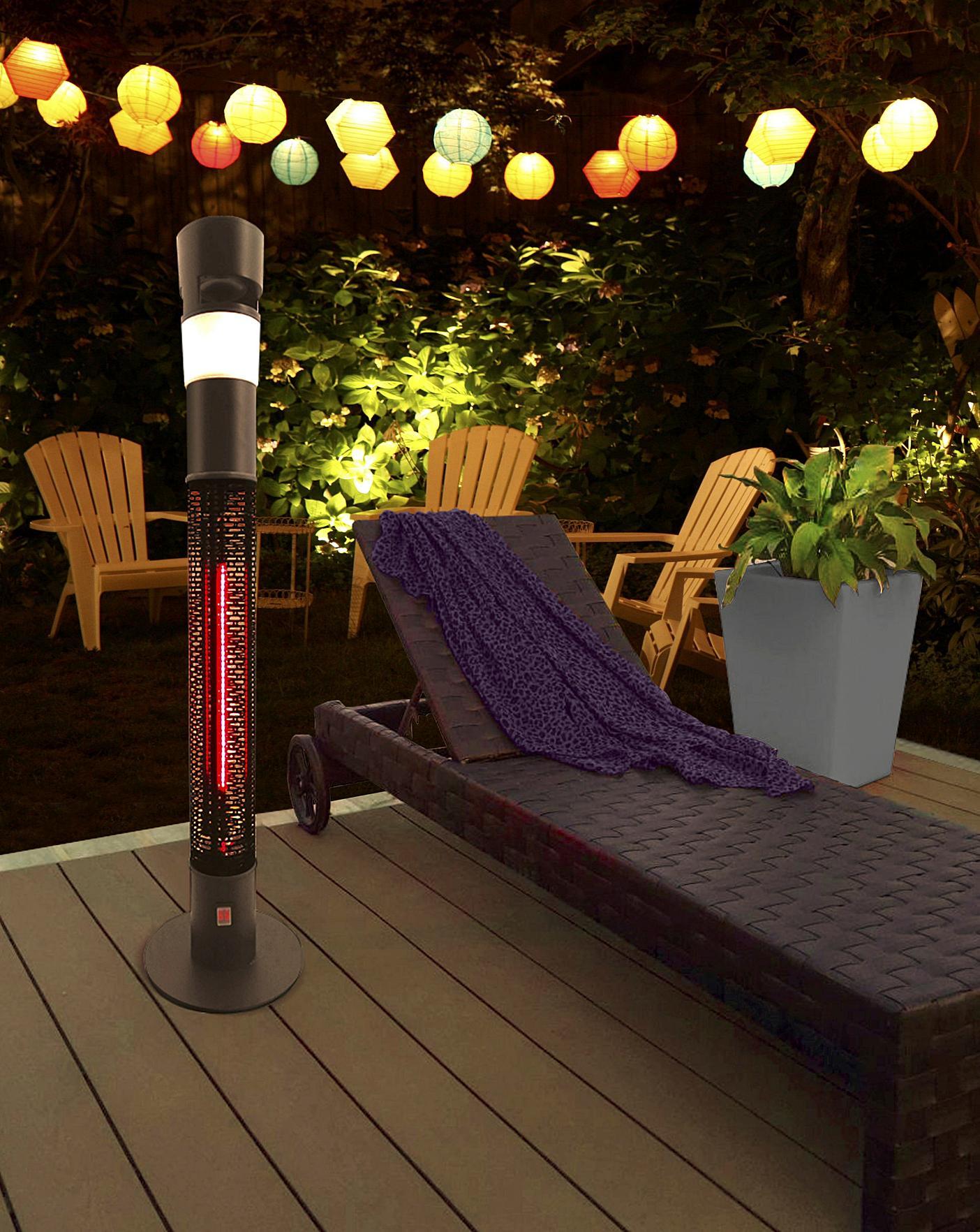Dimplex Patio Heater With Speaker