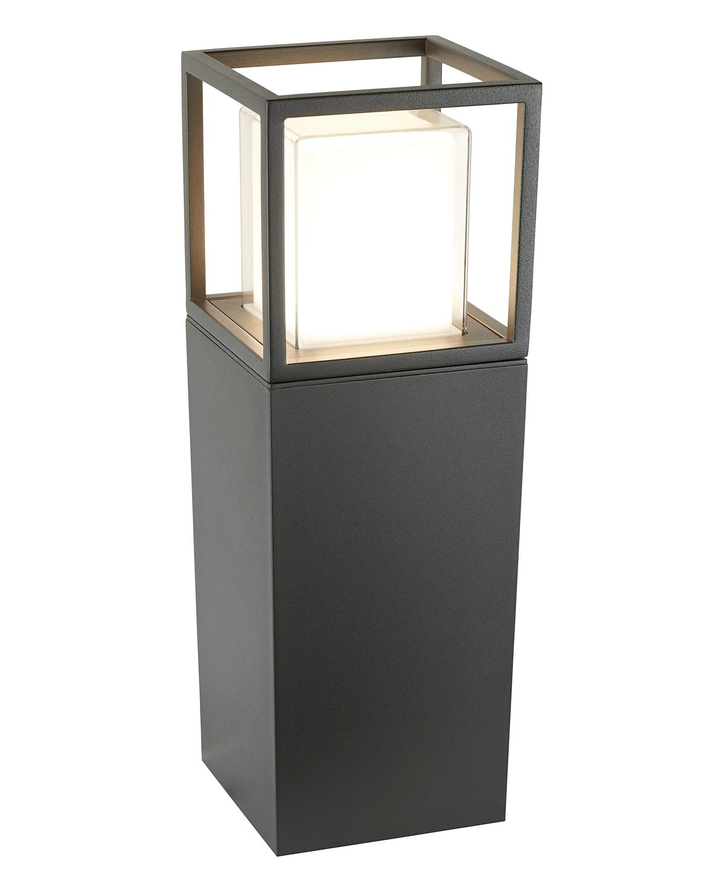 Modern Outdoor Led Post Light Oxendales