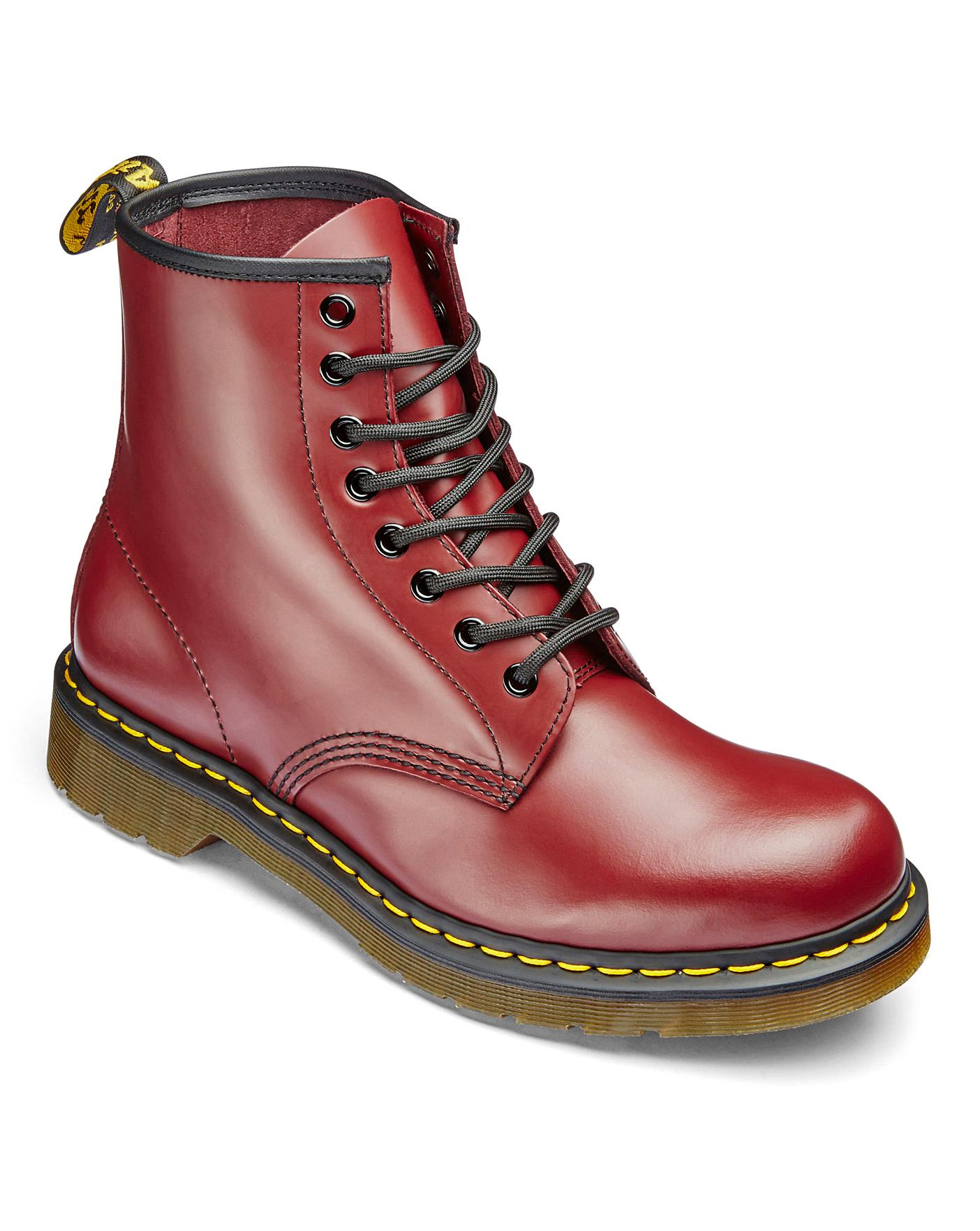 Hurt duża obniżka dobrze znany Dr. Martens 1460 Boot