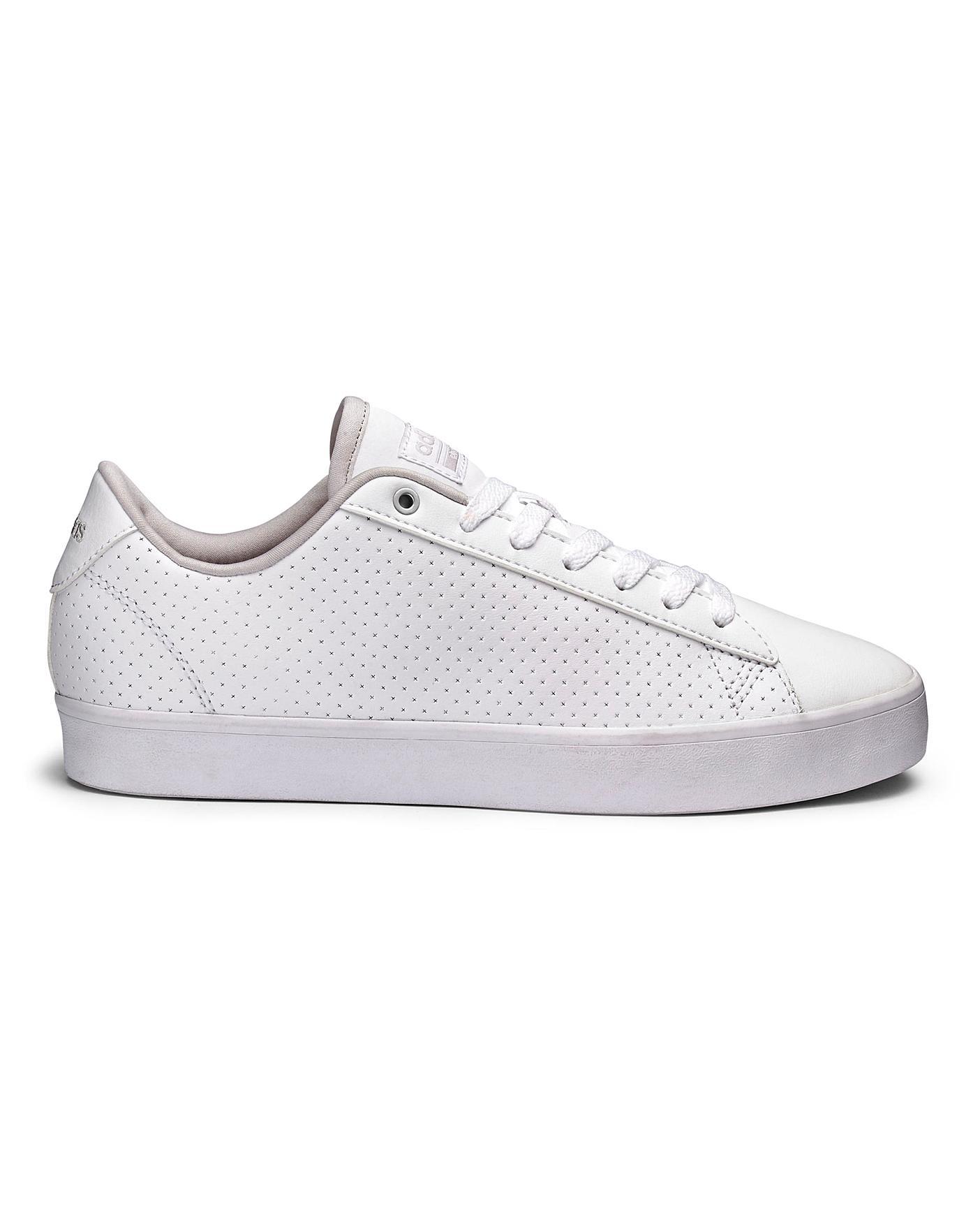 adidas Cloudfoam Daily QT Clean, Scarpe da Ginnastica Basse