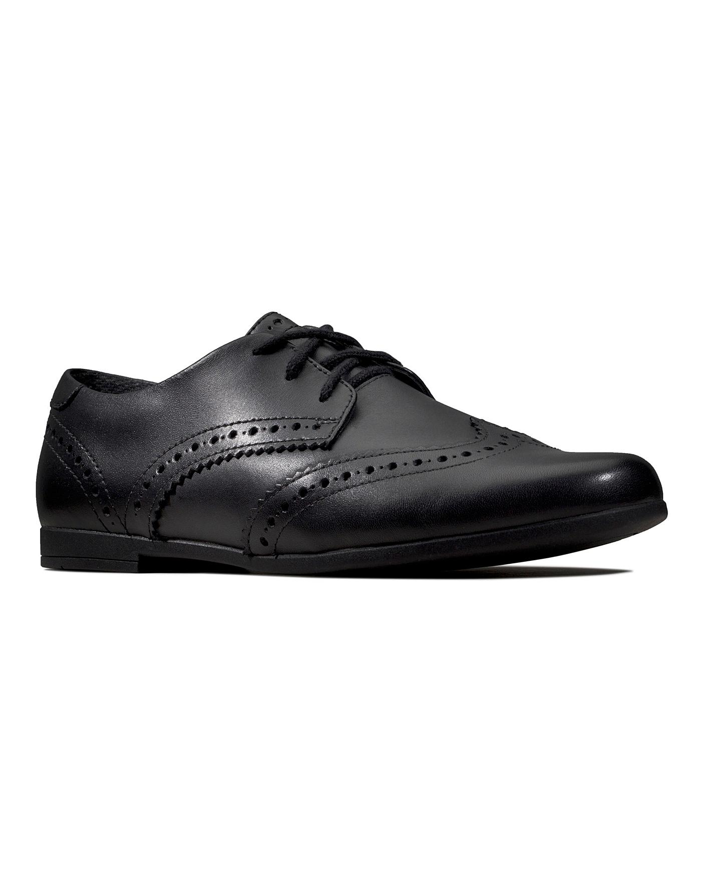 Clarks Scala Lace Up Shoe | Oxendales