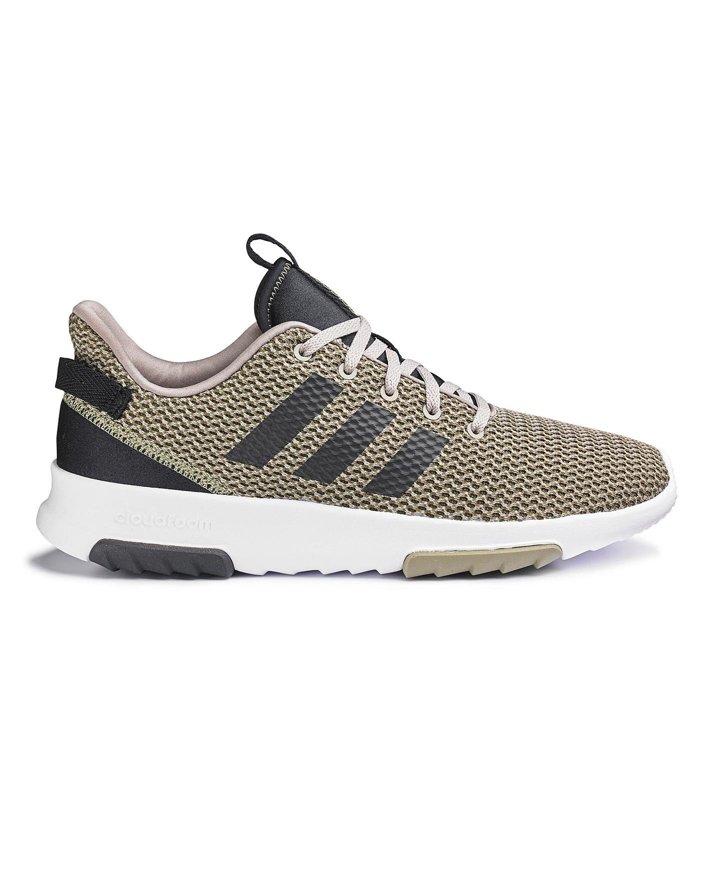 adidas fabric trainers cheap online