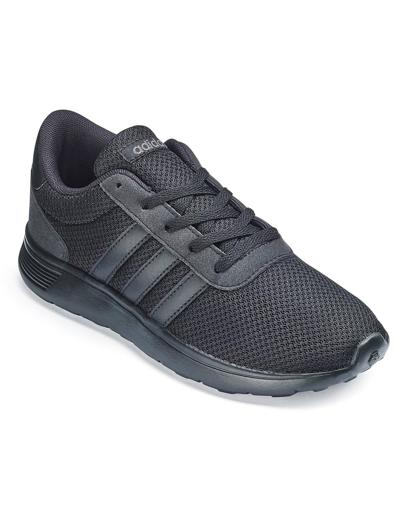 4abae5b76 Adidas Lite Racer Childrens Trainers