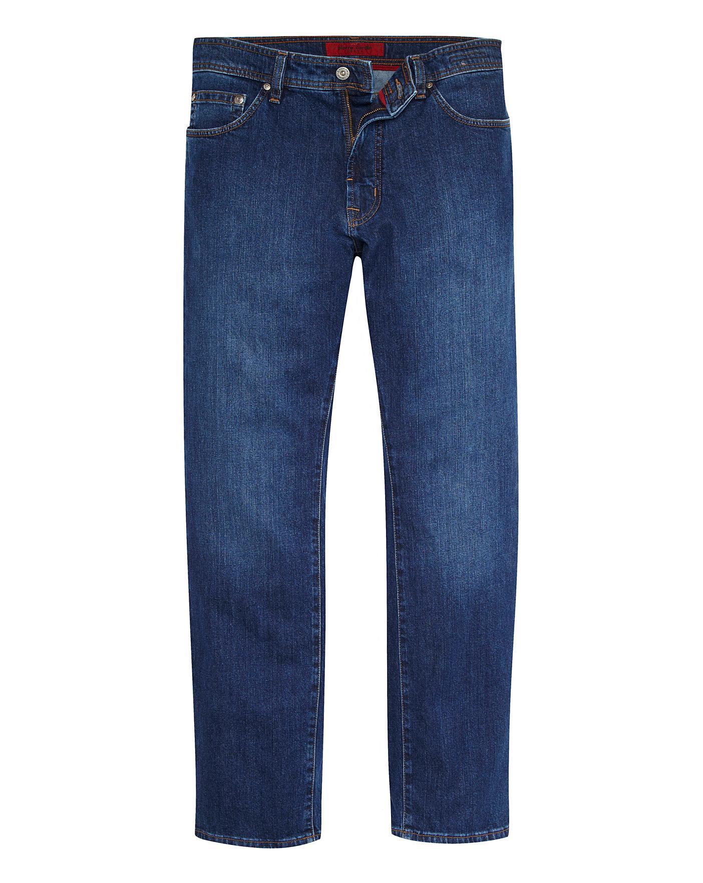release date: meet coupon code Pierre Cardin Mid Wash Jeans 34in Leg