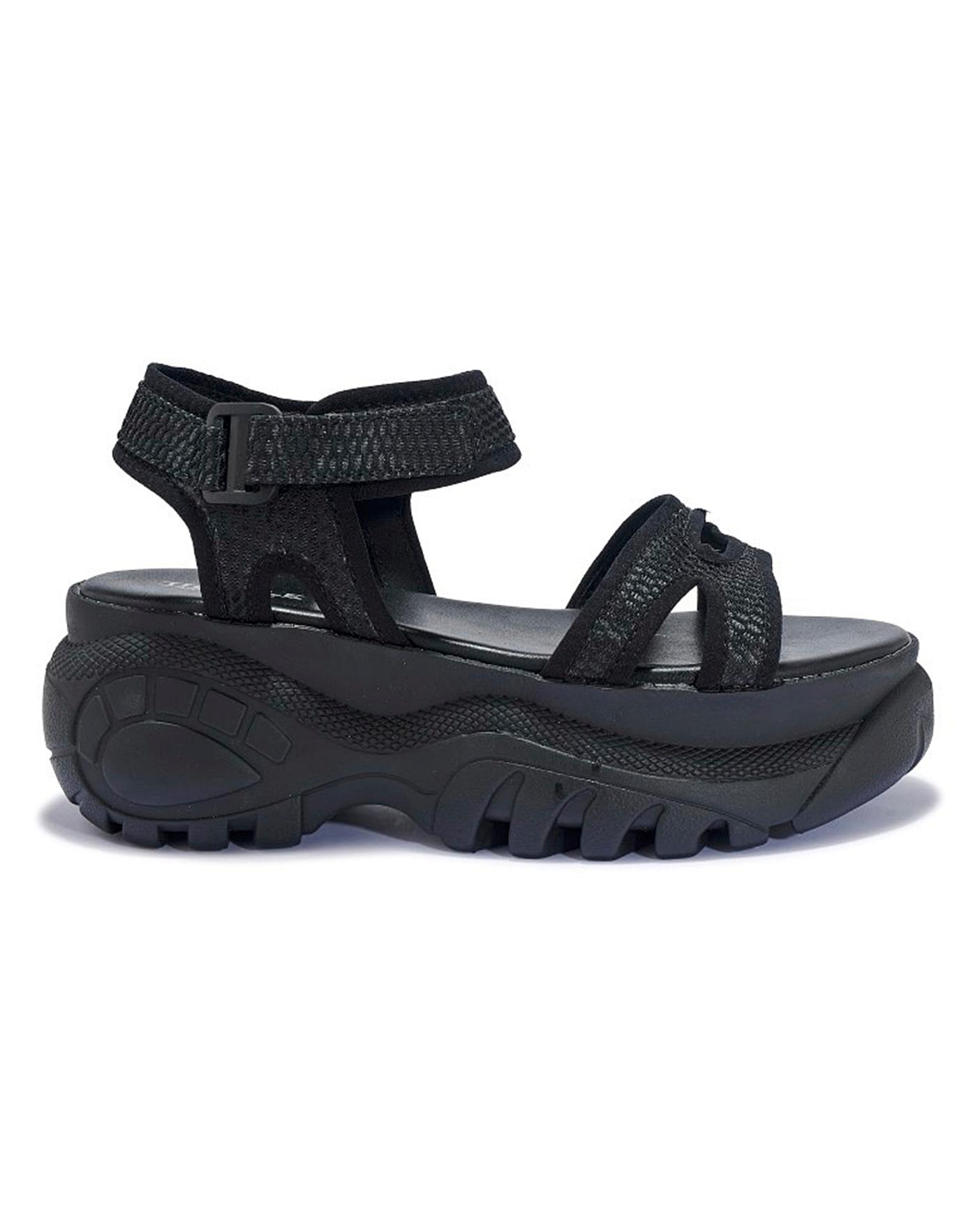 Chunky Sandal Standard Fit   Simply Be
