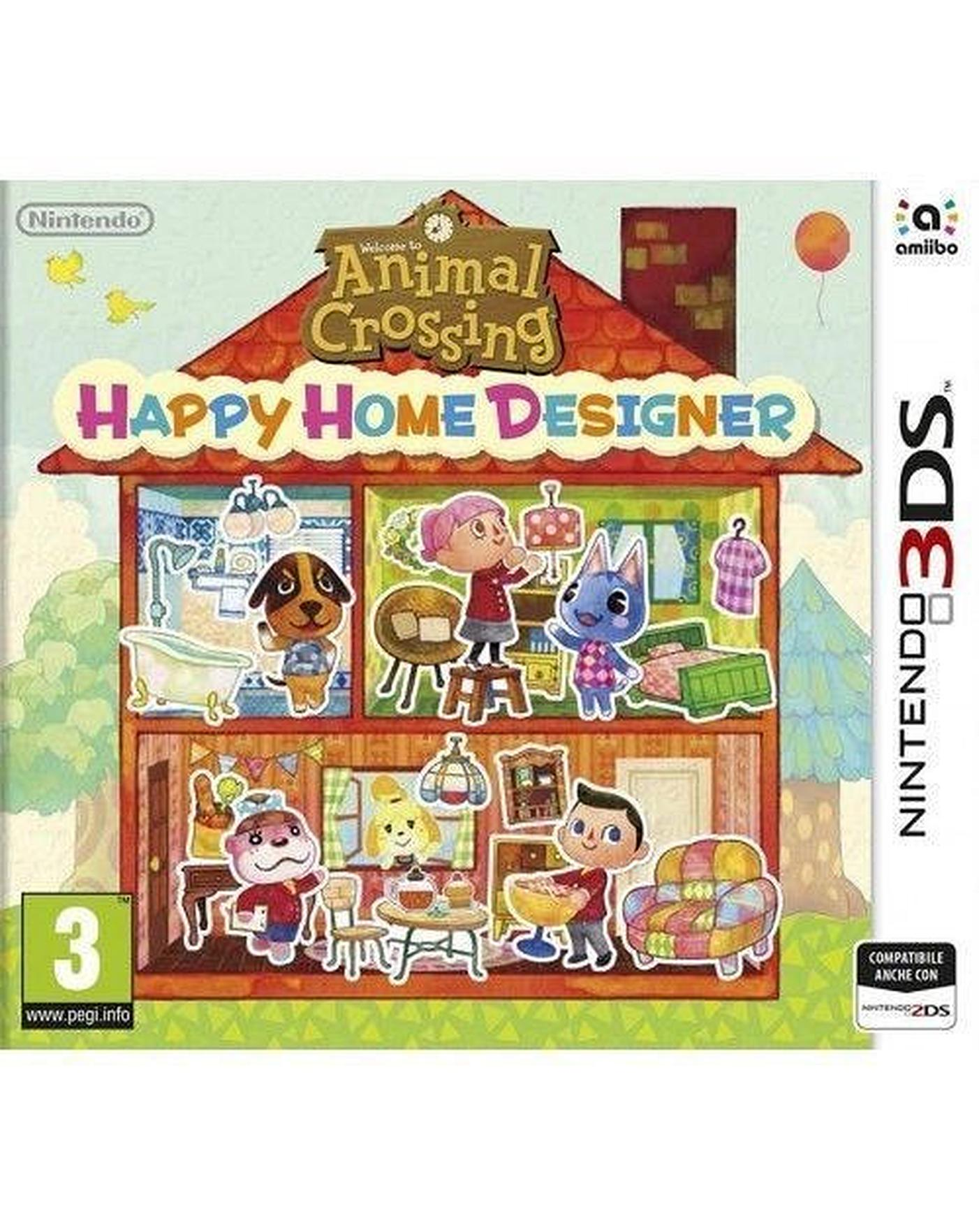 Animal Crossing Happy Home Designer S