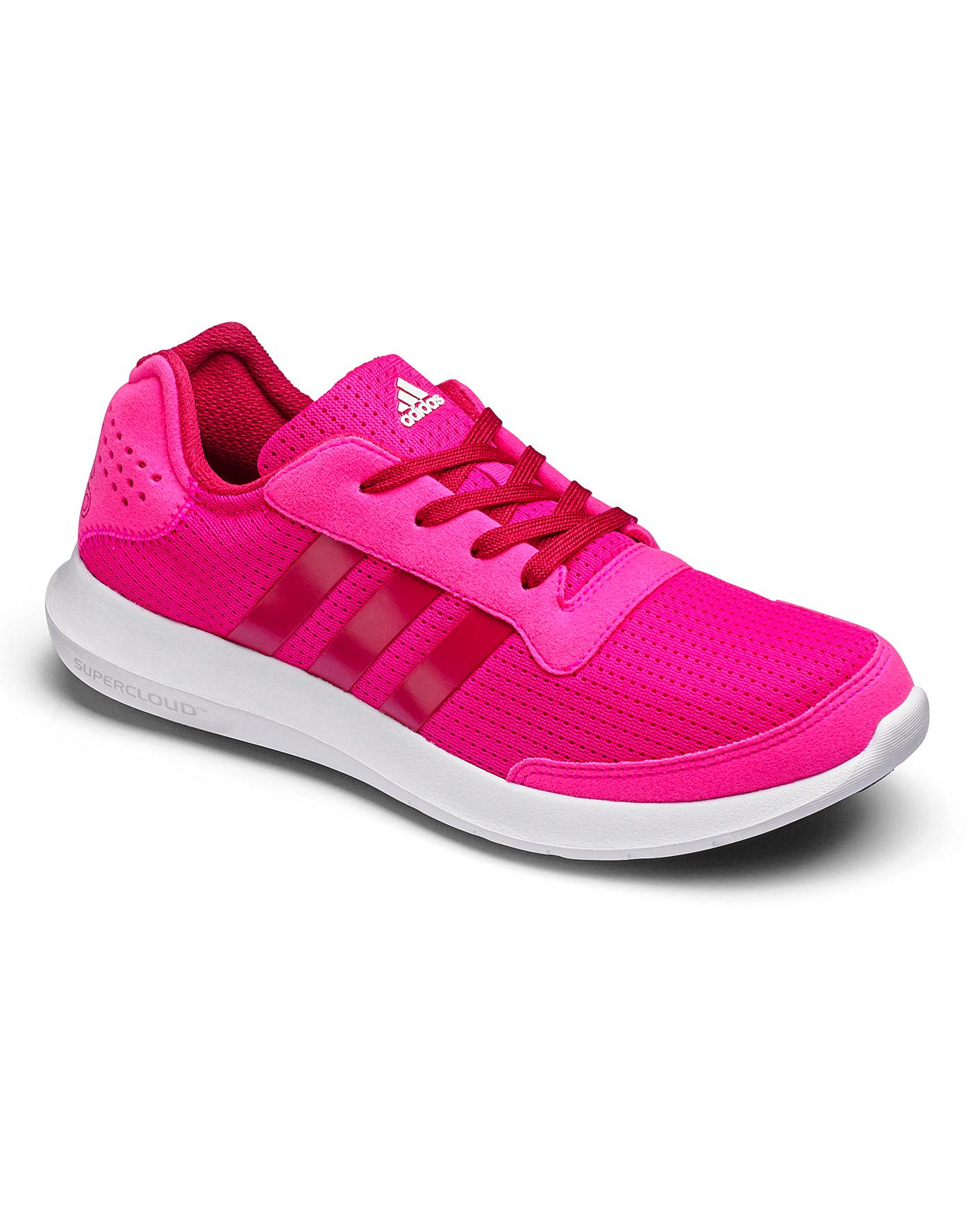 deba87b4b2cf Adidas element refresh Womens Trainers
