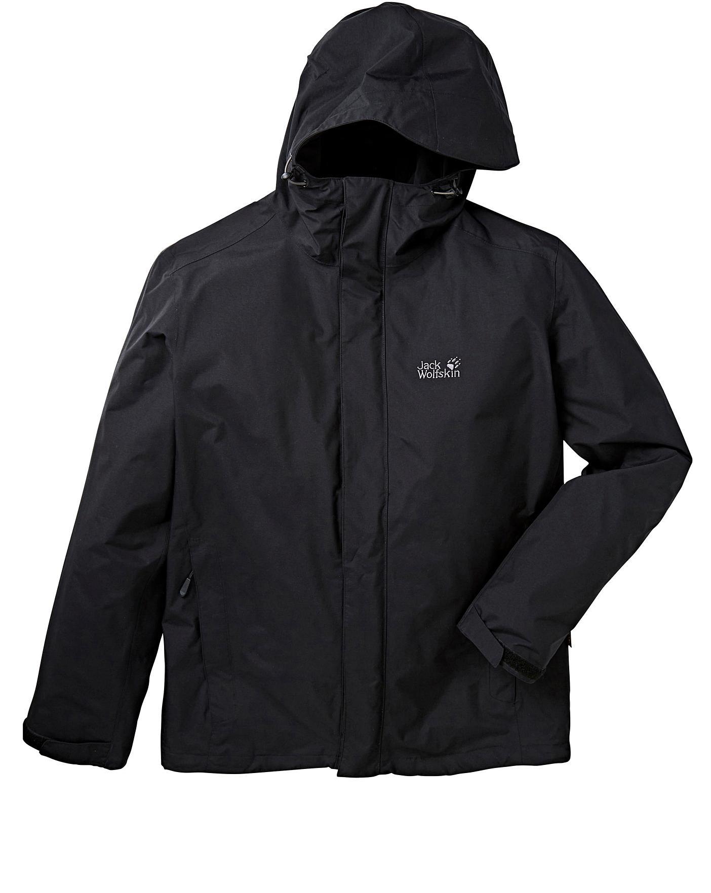 e745fb987 Jack Wolfskin Iceland 3 in 1 Men Jacket