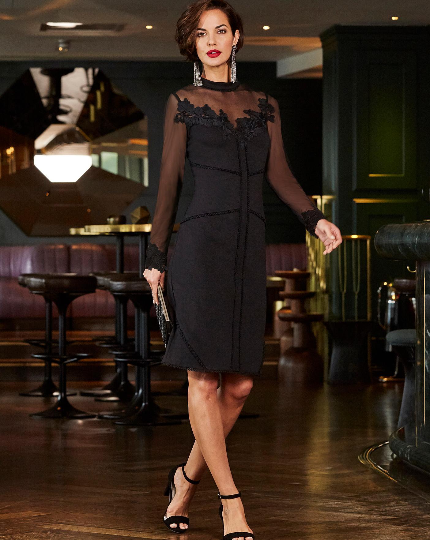 Womens Joanna Hope Body Con Dress