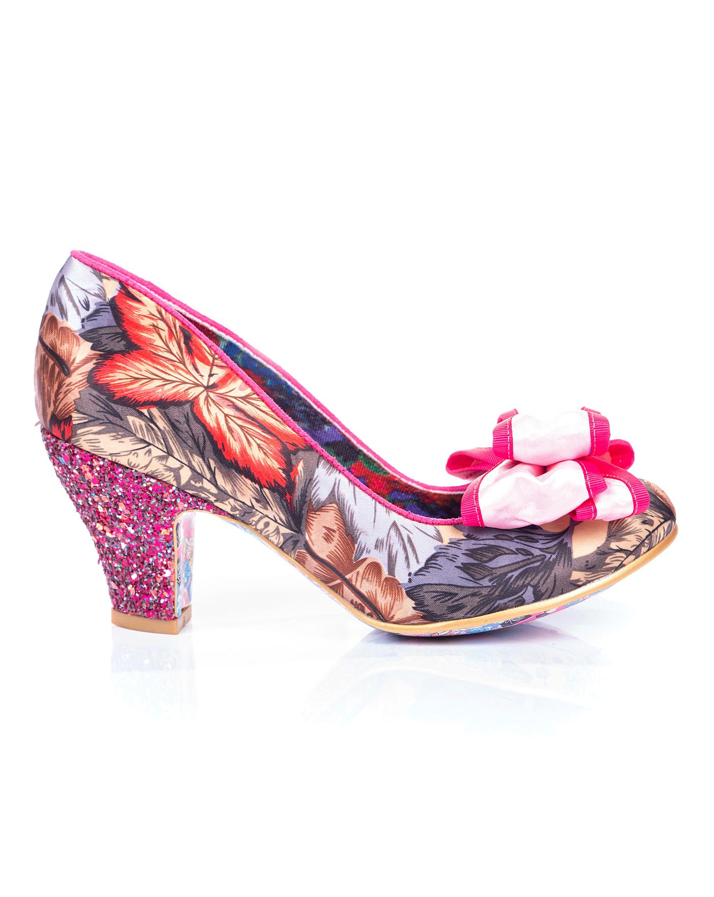 Irregular Choice Ban Joe Shoes | Oxendales