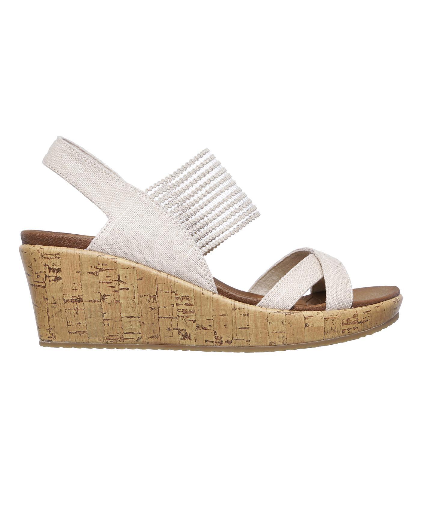 Skechers Wedge Sandals   Marisota