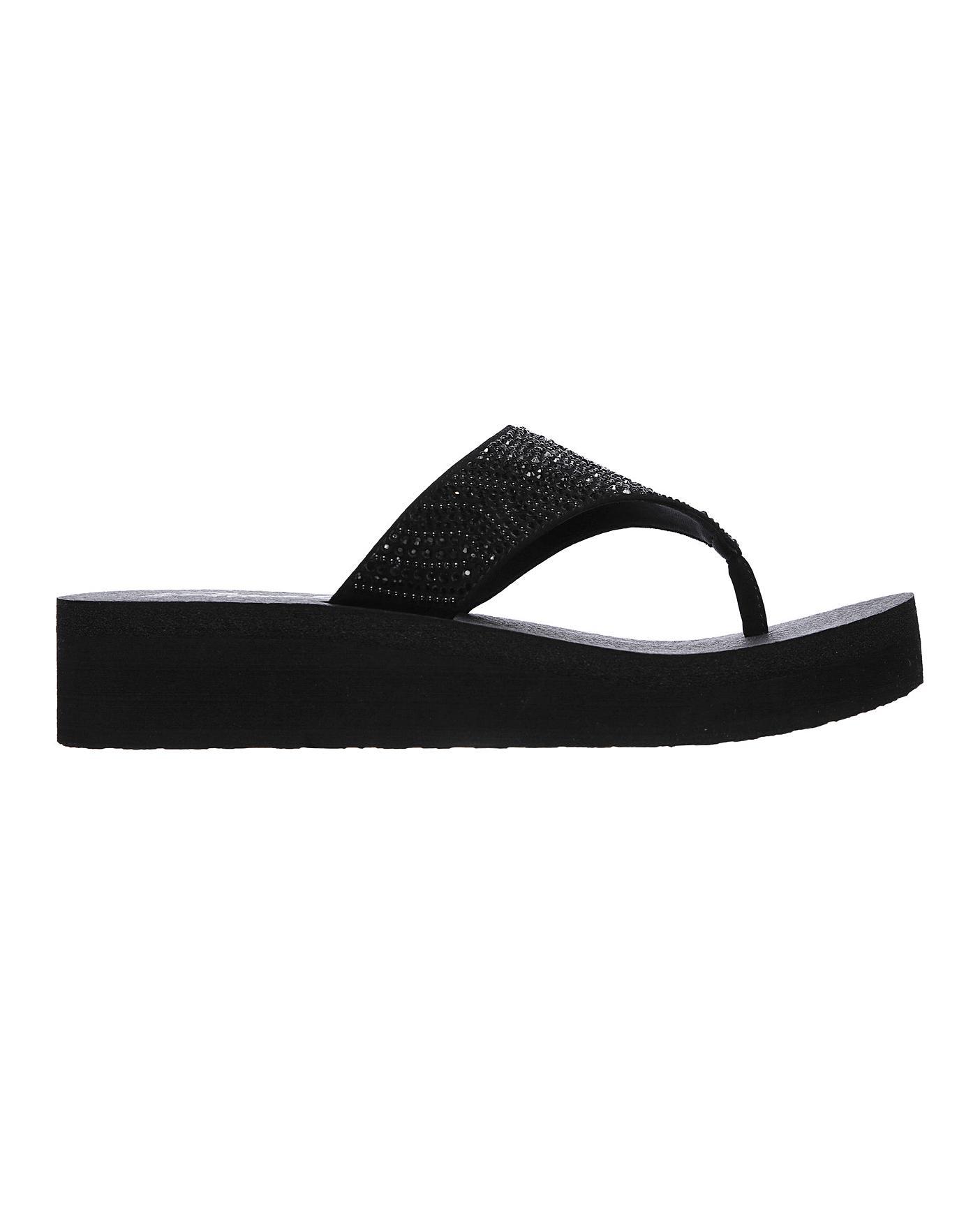 Skechers Toe Post Sandals   Oxendales