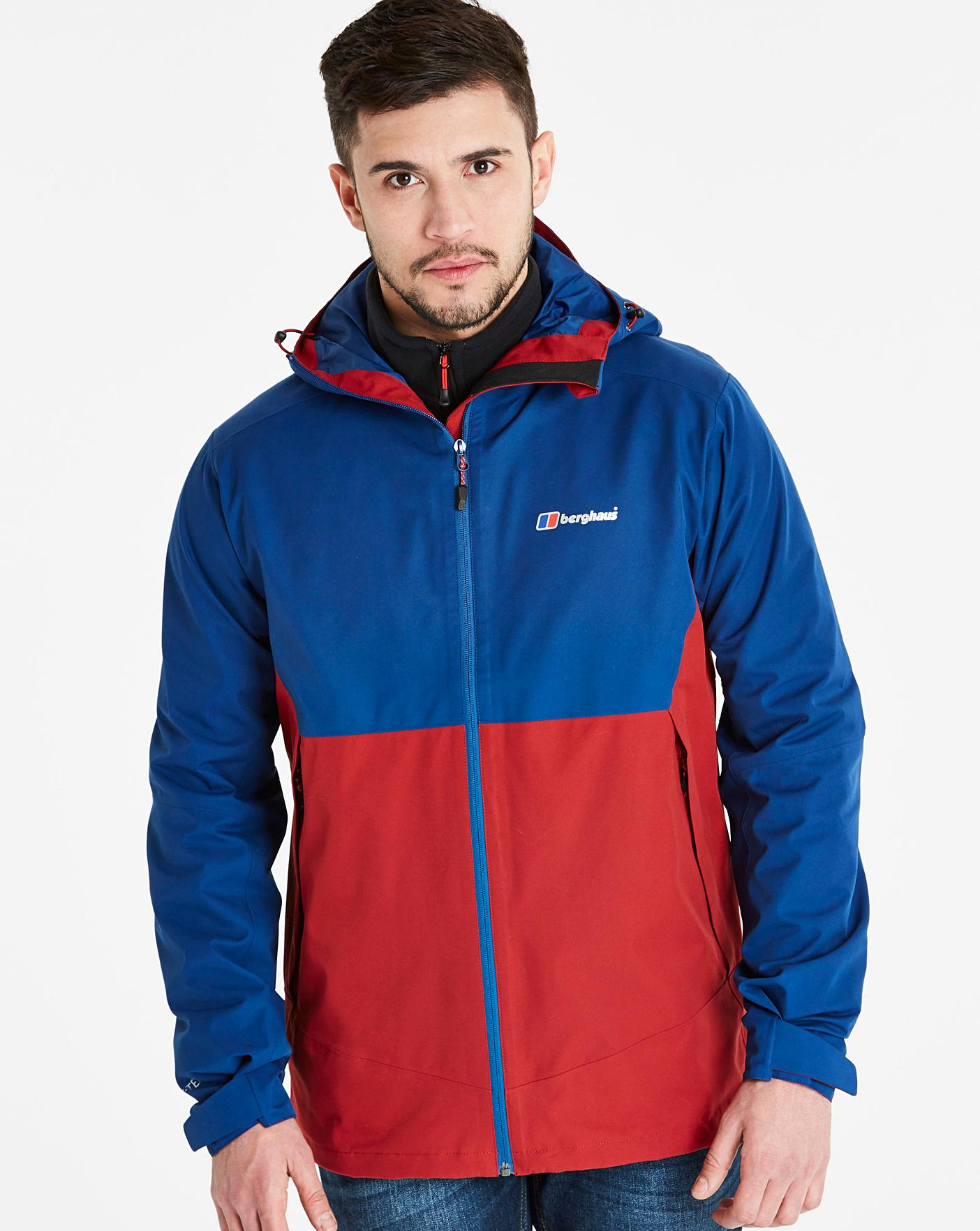 rich and magnificent recognized brands clear and distinctive Berghaus Fellmaster Jacket