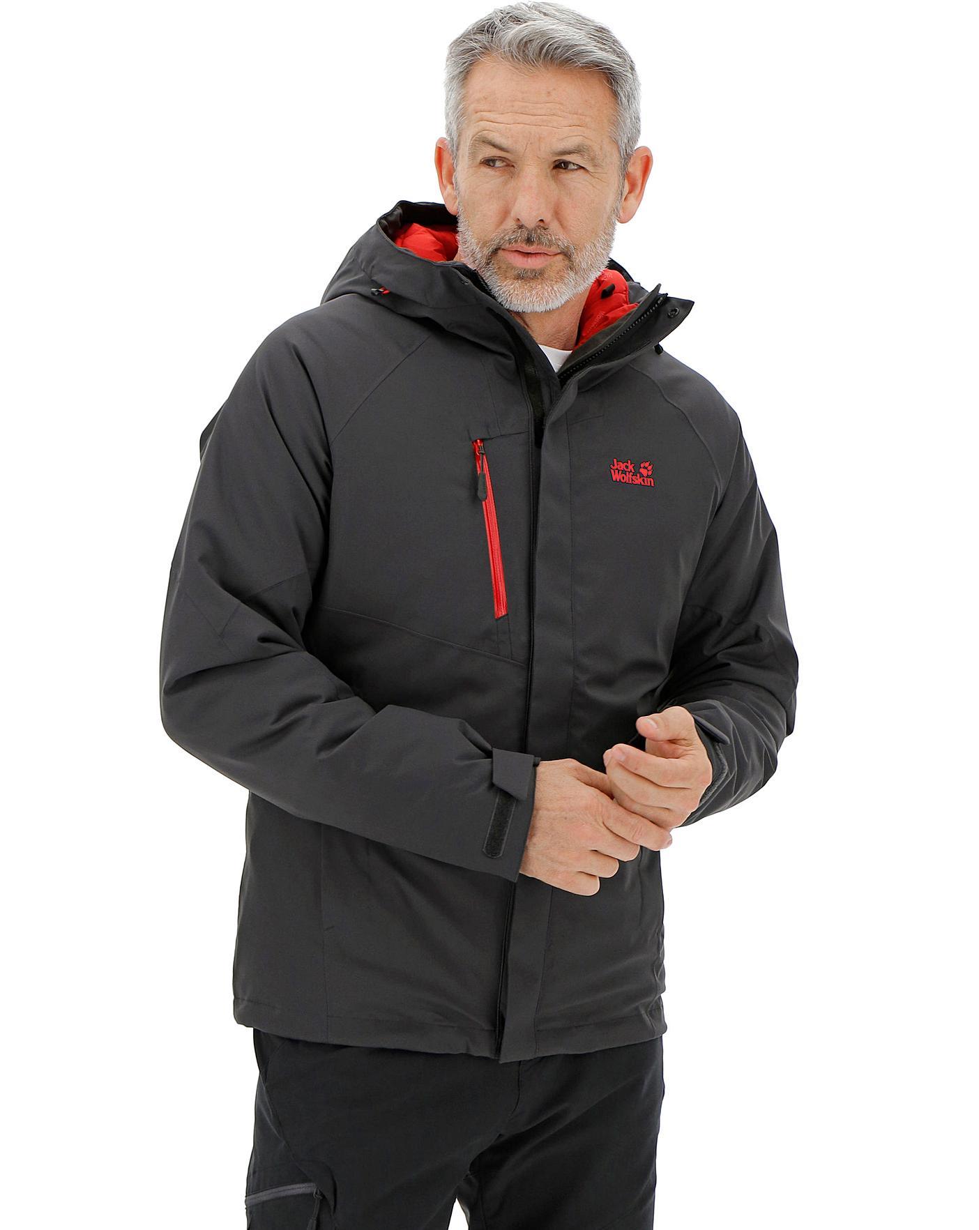 jack wolfskin troposphere df o2+ insulated jacket