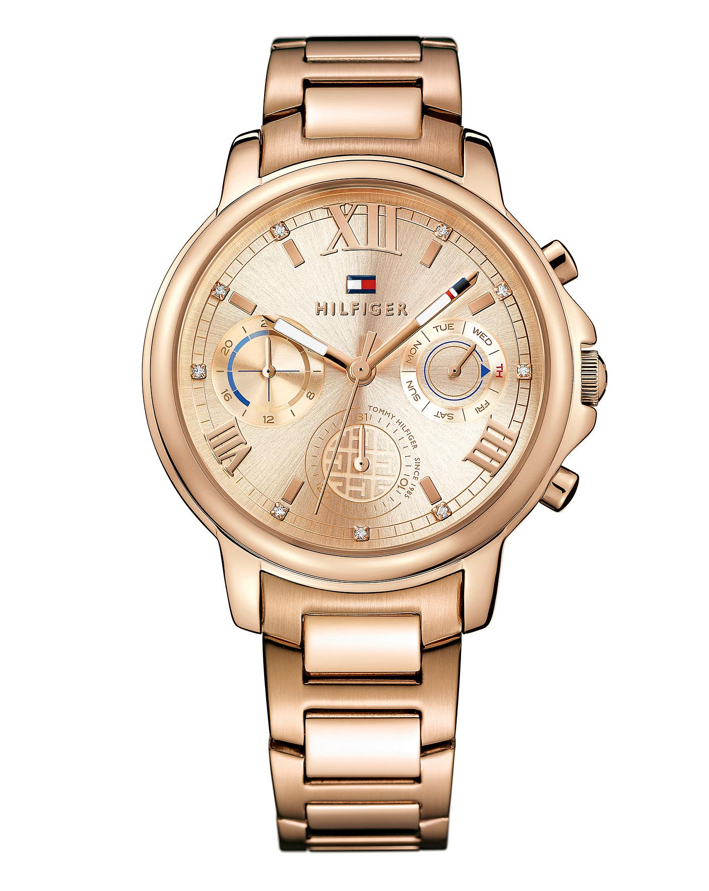 ed821ccb Tommy Hilfiger Ladies Bracelet Watch | Simply Be