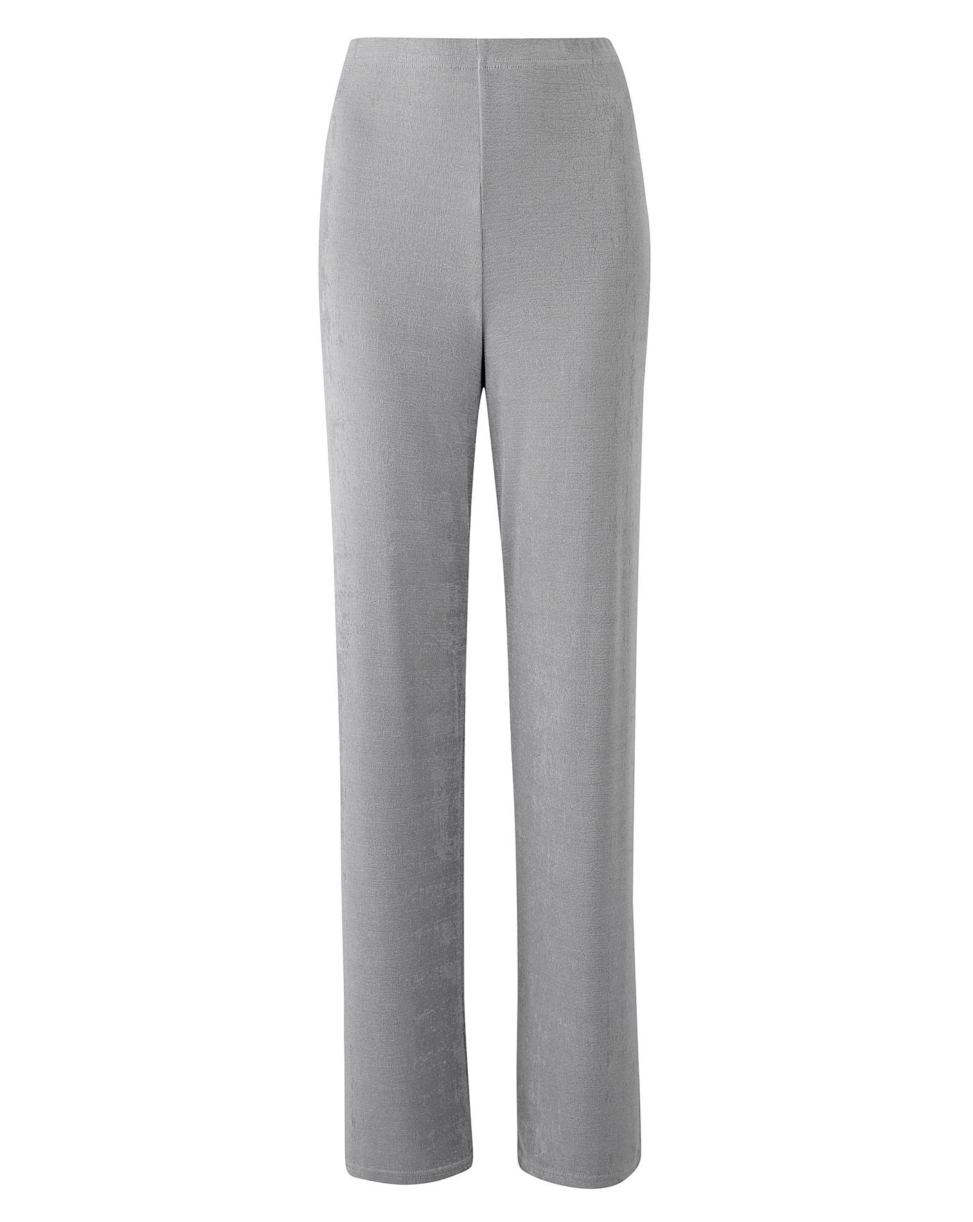 Magnificent Classic Leg Slinky Trousers Length 29In Cjindustries Chair Design For Home Cjindustriesco