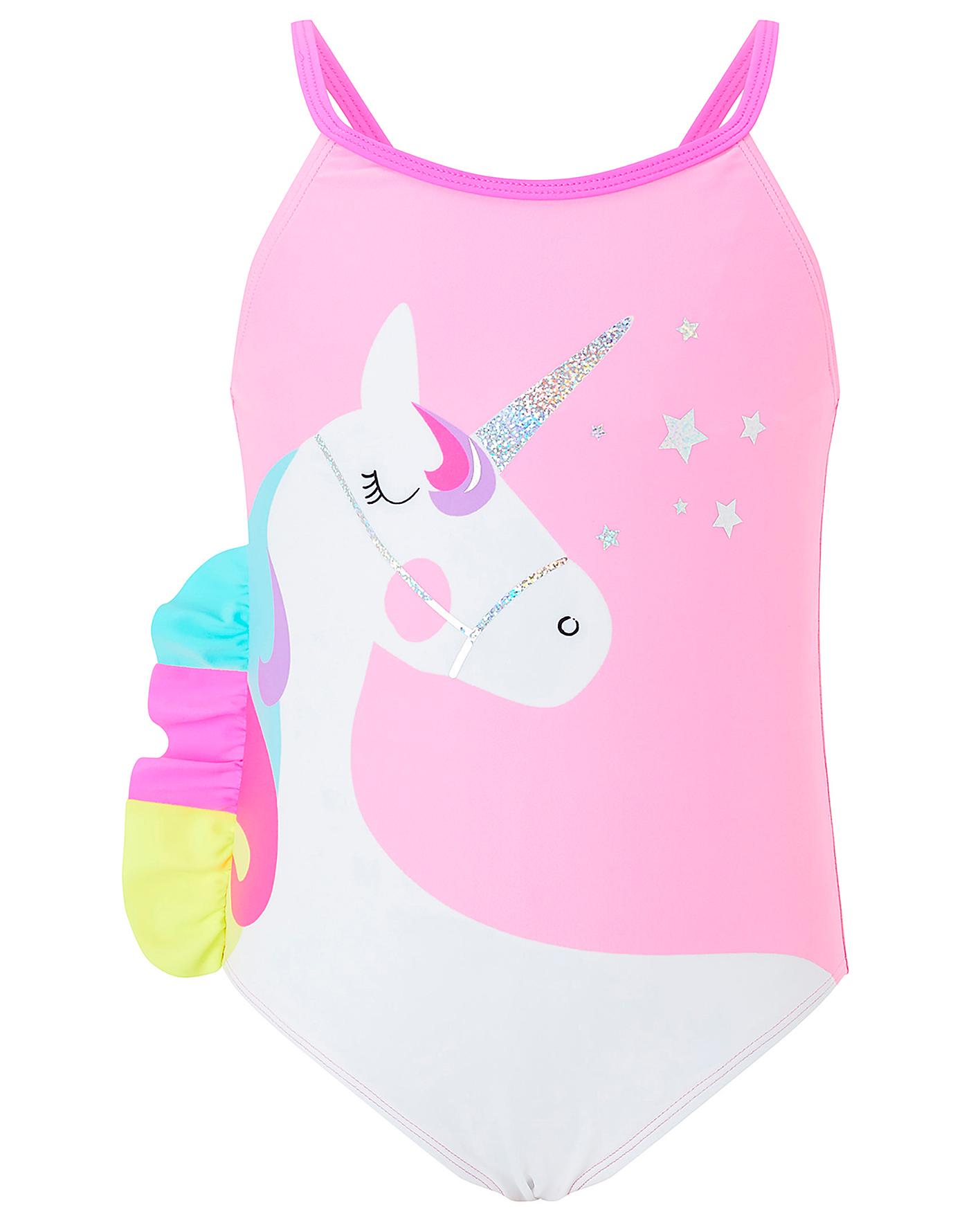 2362f63392 Accessorize Dazzle Unicorn Swimsuit | Simply Be