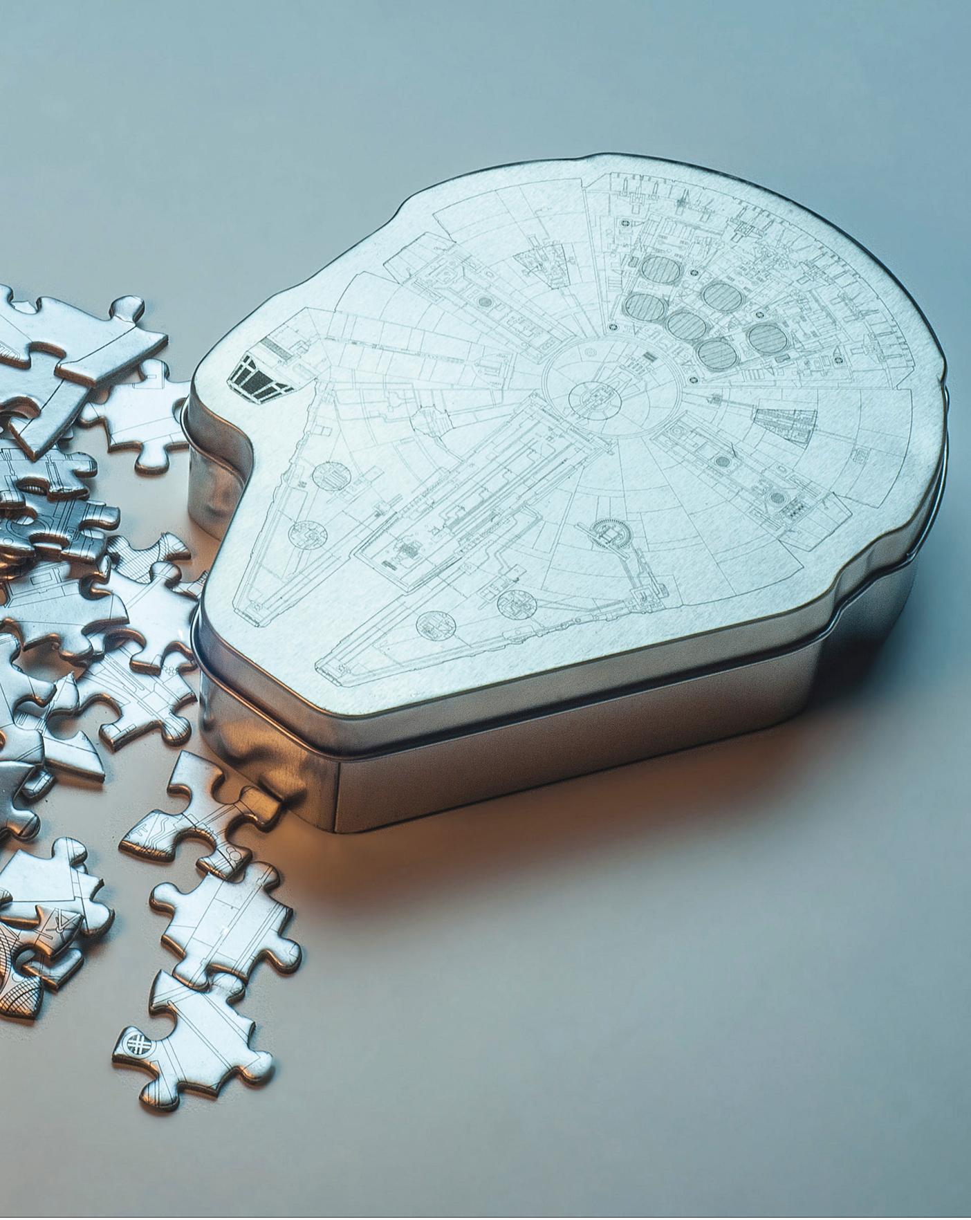 Star Wars Millennium Falcon Jigsaw | J