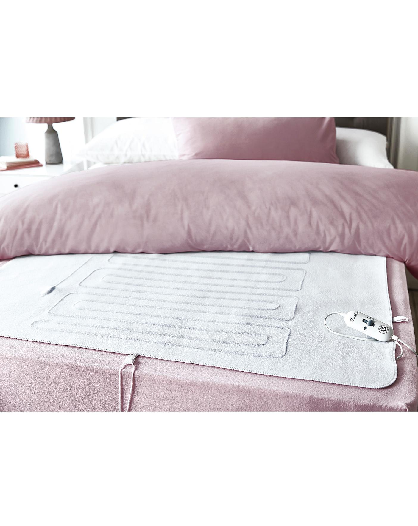 Extra Long Cosy Toes Electric Blanket