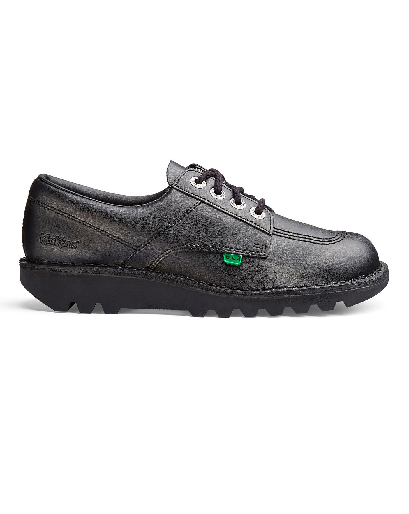 ever popular thoughts on new arrive Kickers Kick Lo Shoe