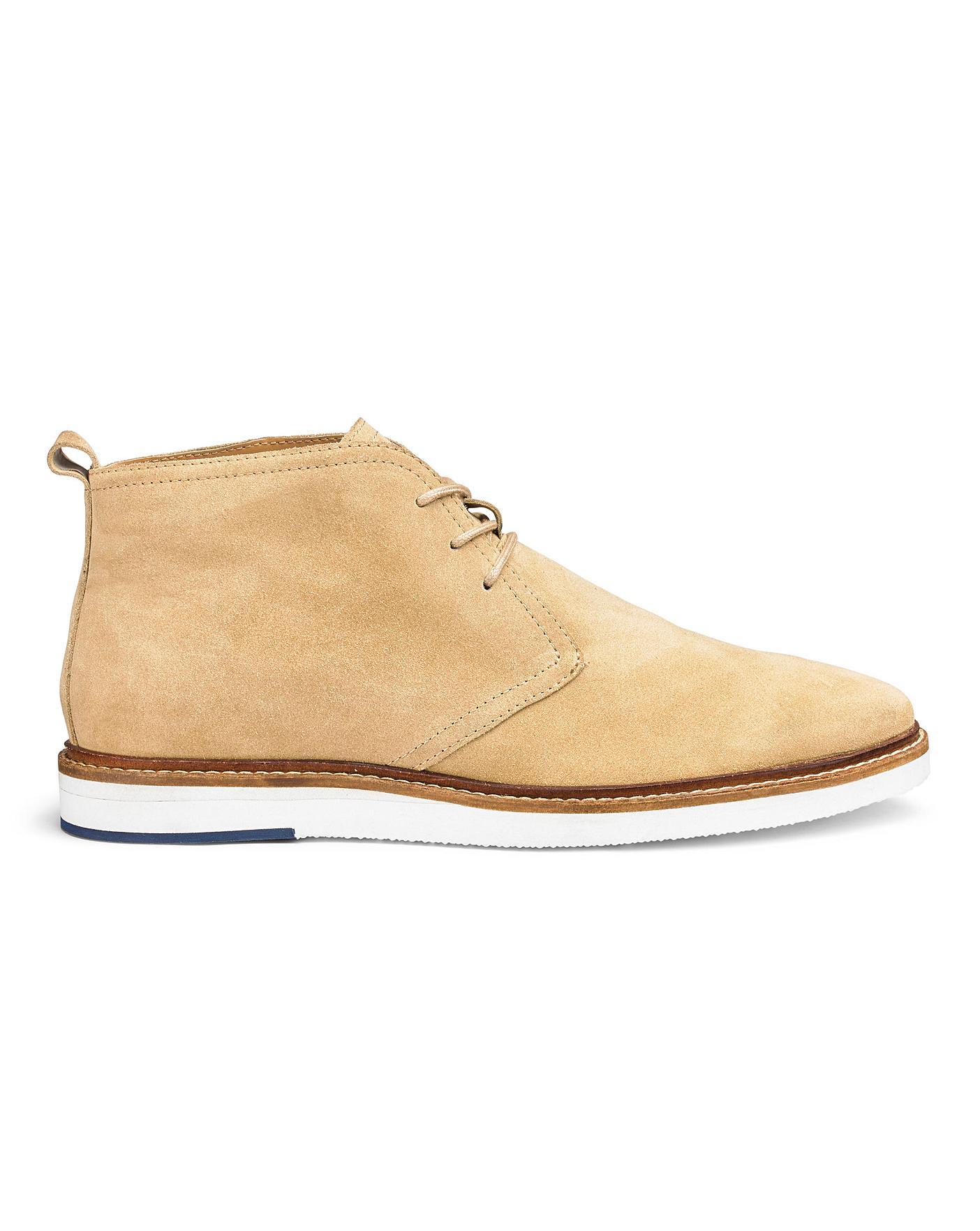 0af8baea784 Jacamo Suede Desert Boots