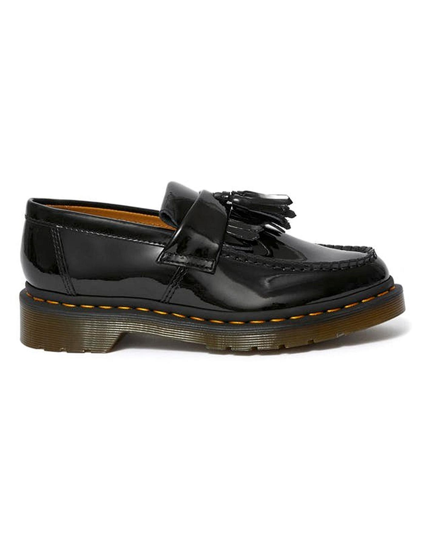 newest cost charm authorized site Dr. Martens Adrian Tassel Loafers   Simply Be
