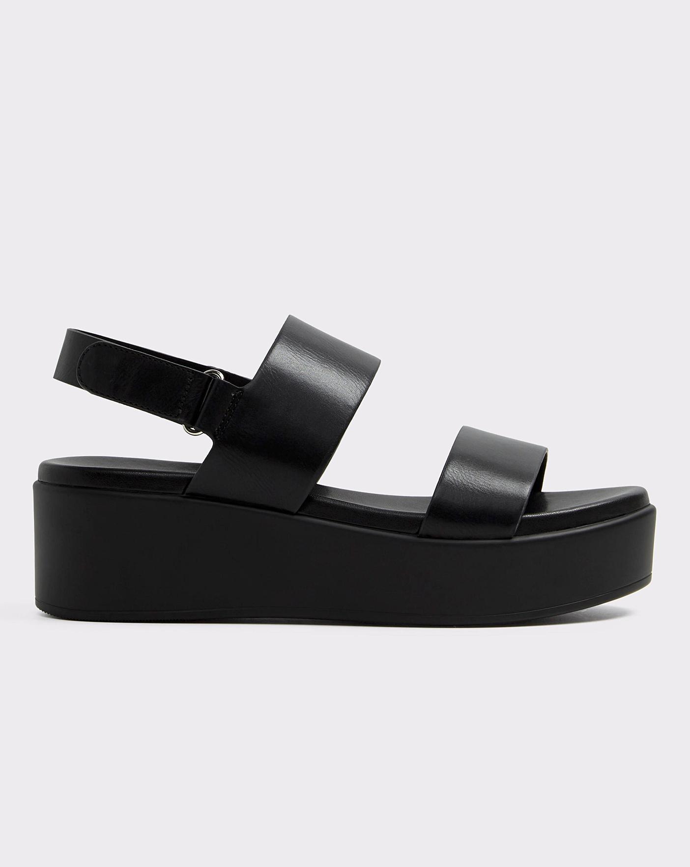 15e6b7d9924 Aldo Agerinia Flatform Sandal Stan Fit