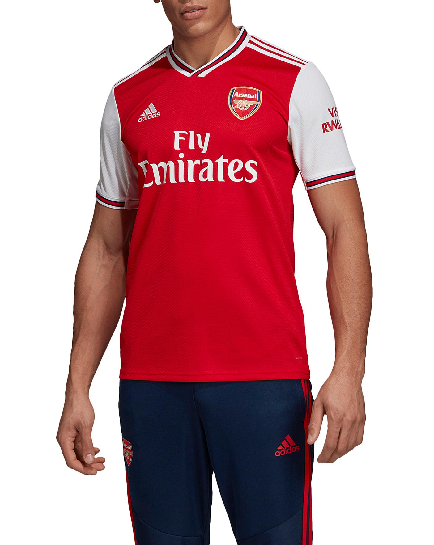 new style 95c5e 7ddd2 AFC adidas Home SS jersey
