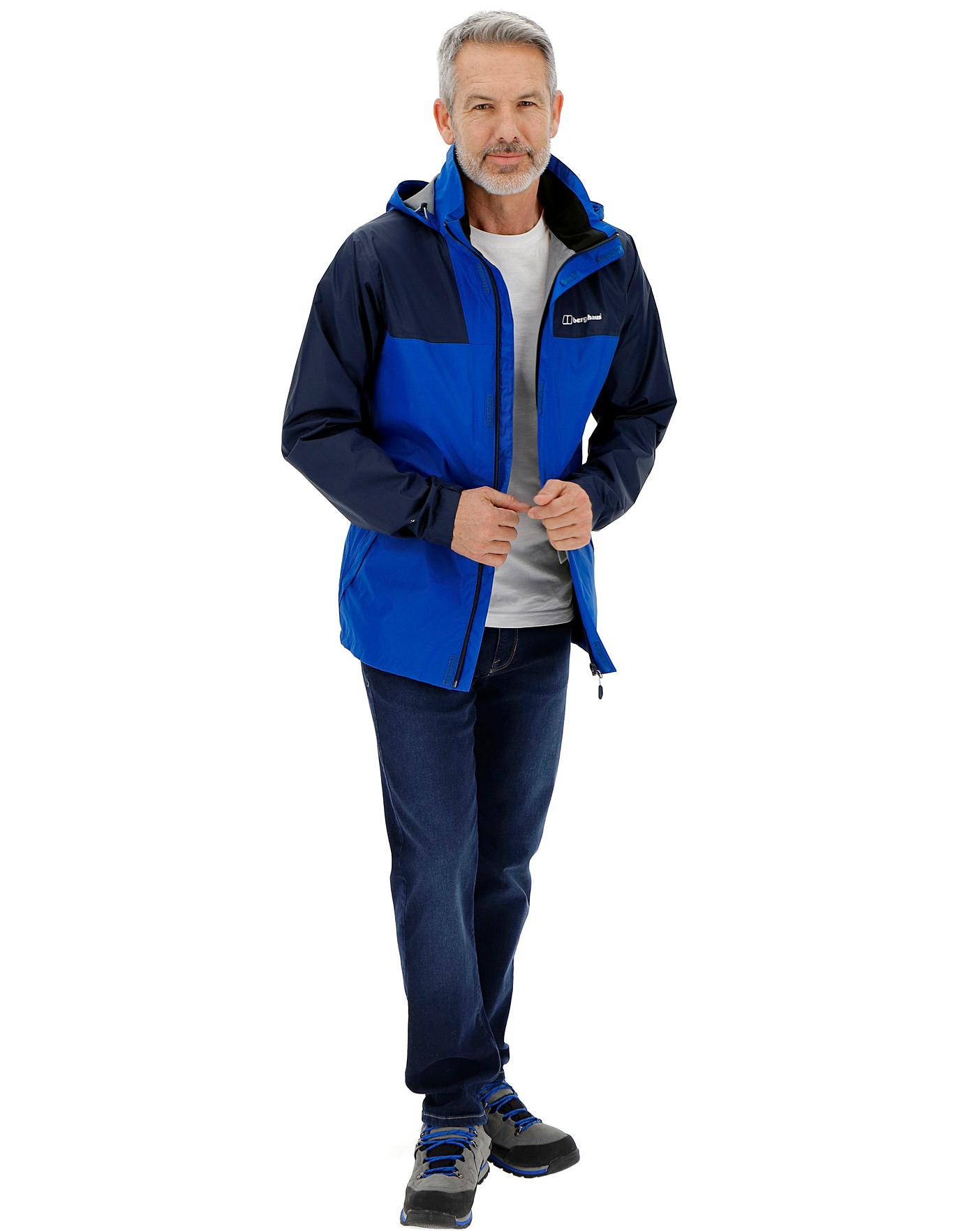 fashion styles new products clearance sale Berghaus Waterproof Kinglas Jacket | J D Williams