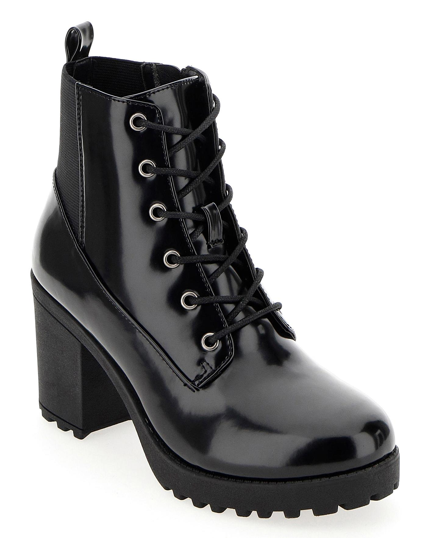 Blair Lace Up Boots