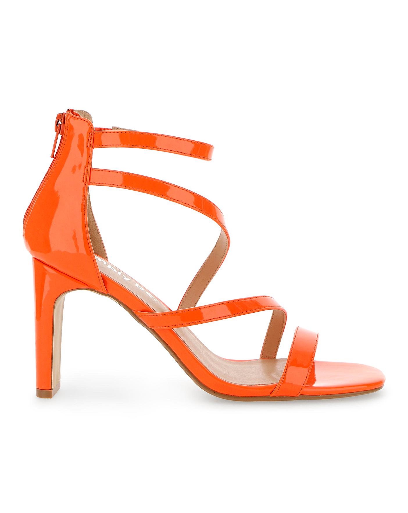 Steph Strappy Sandals Wide Fit | Oxendales