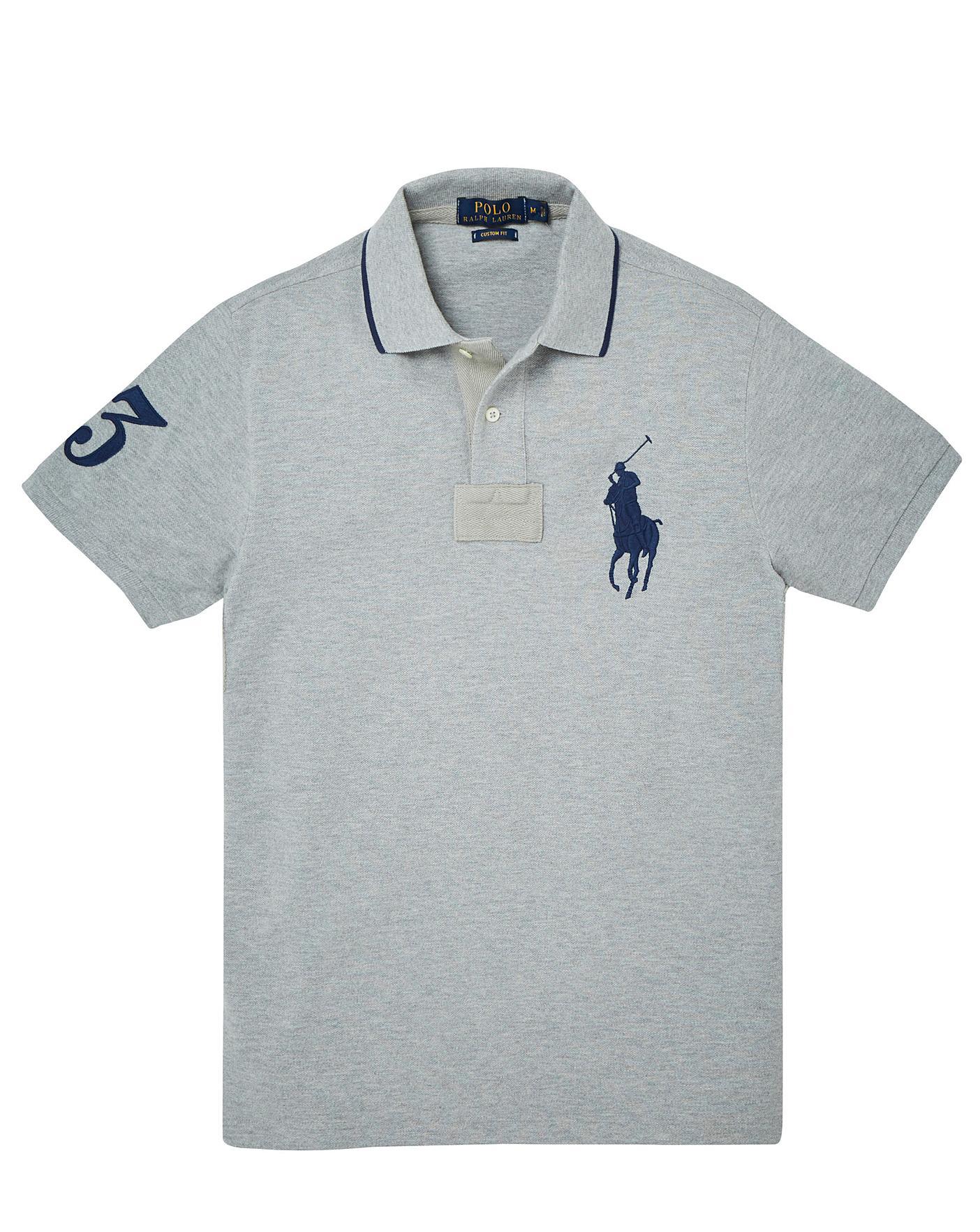 61335bf3 Polo Ralph Lauren Tall Big Pony Polo