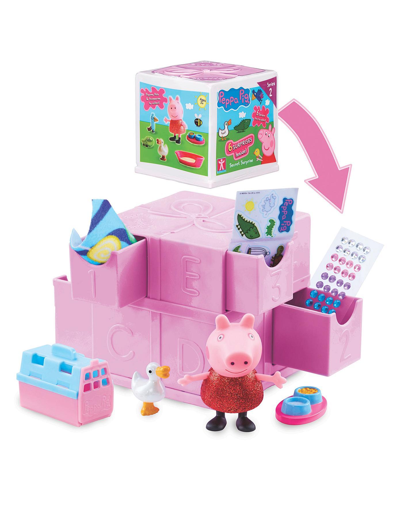 Peppa/'s Secret Surprise Peppa Pig