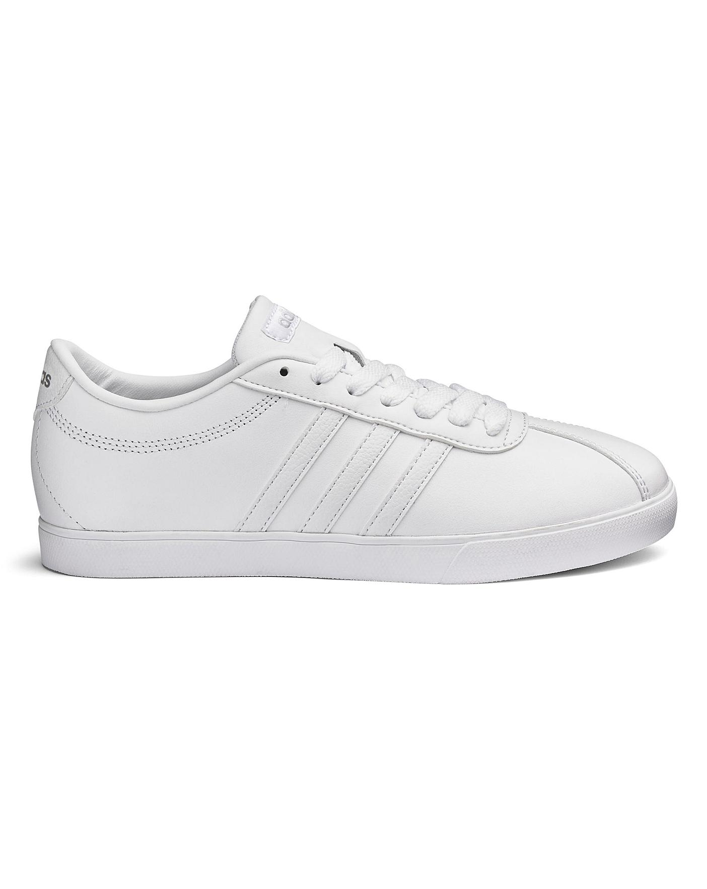 Adidas Courtset Trainers | Simply Be