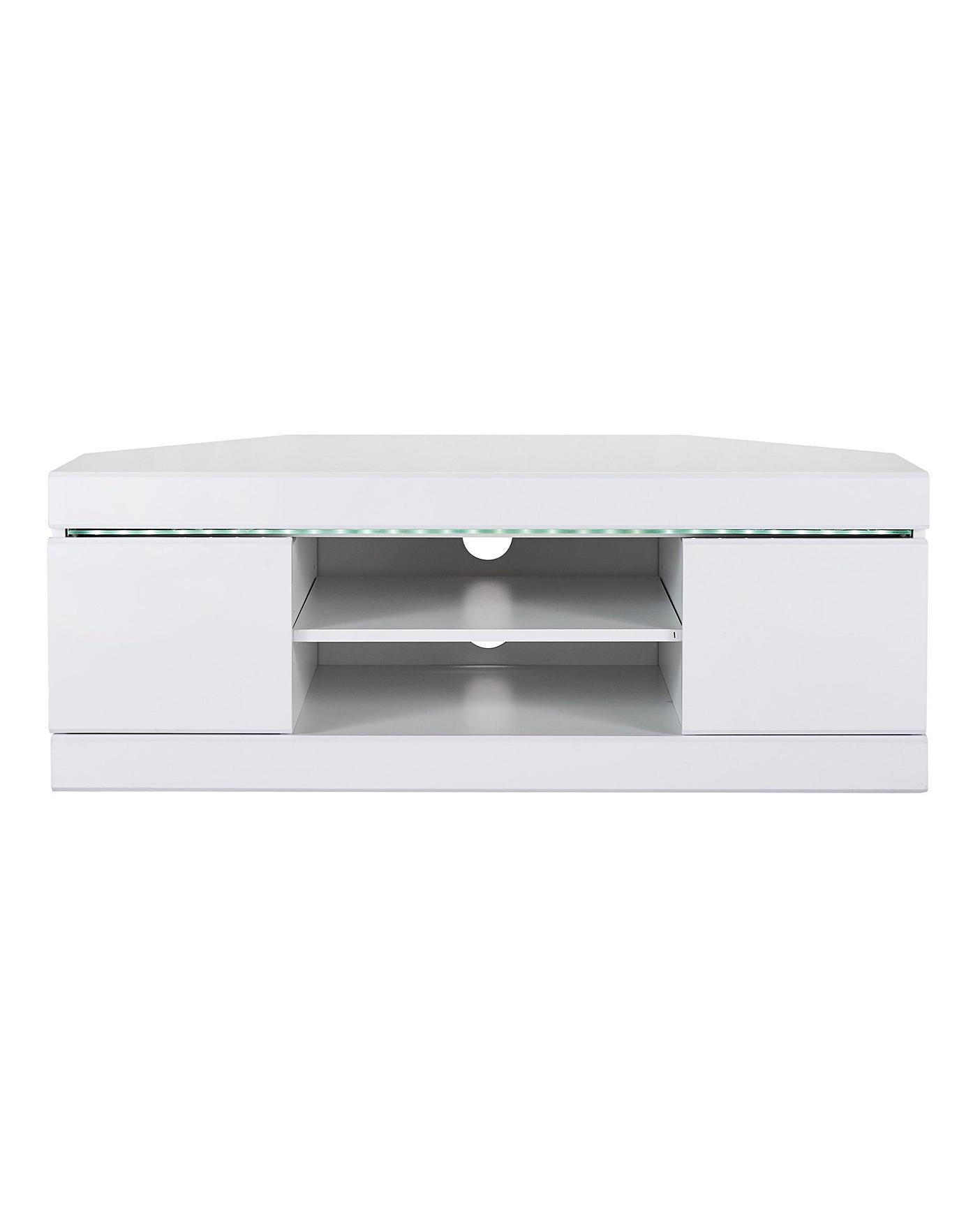 Halo High Gloss Corner Tv Unit Marisota