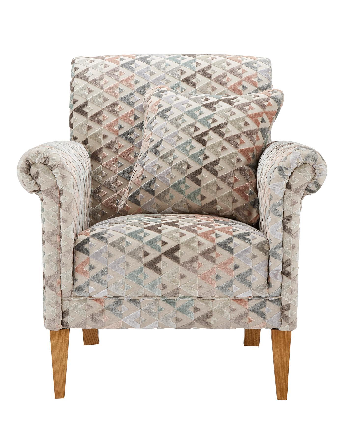 Brilliant Samba Accent Chair Squirreltailoven Fun Painted Chair Ideas Images Squirreltailovenorg