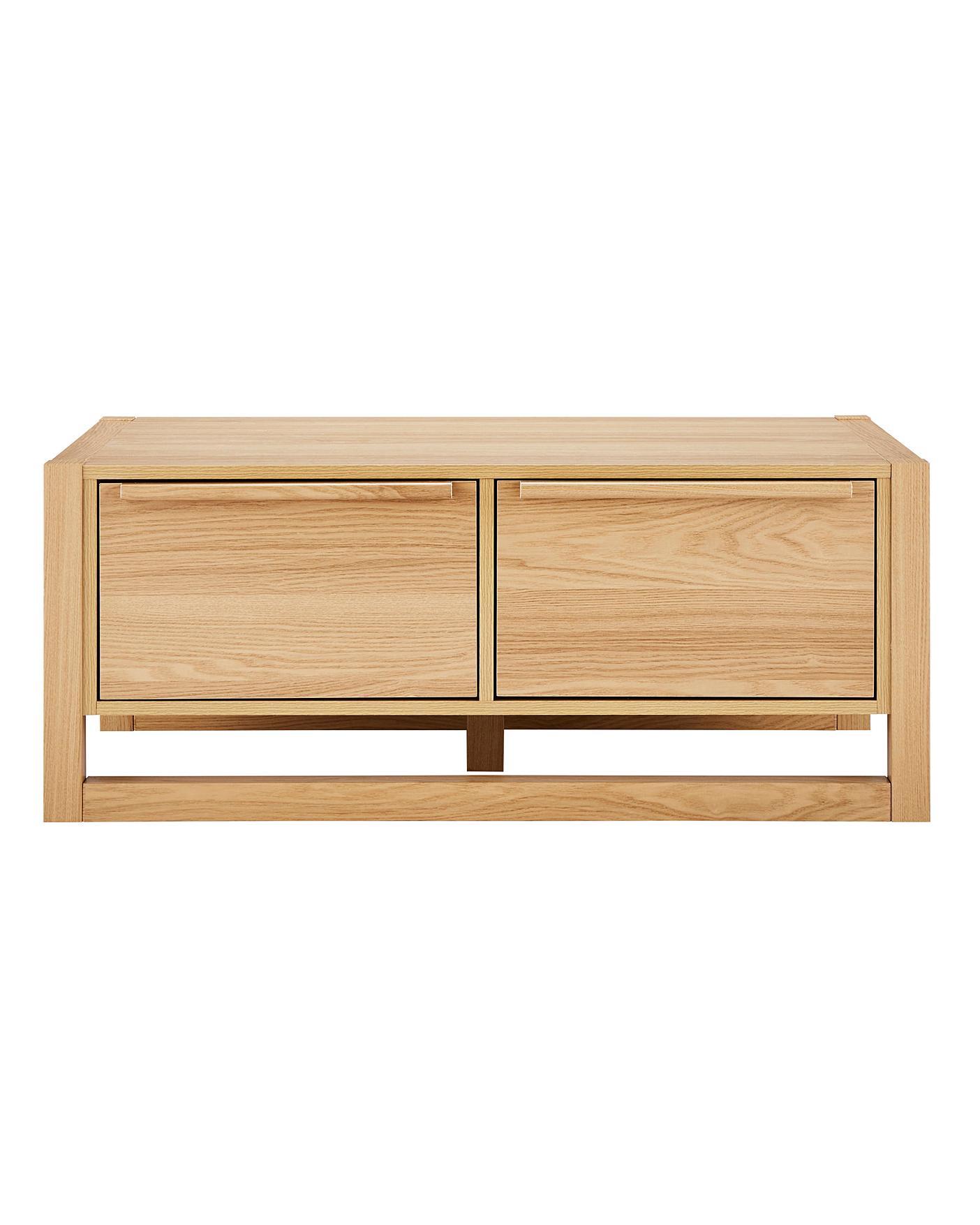 Jasper Storage Coffee Table