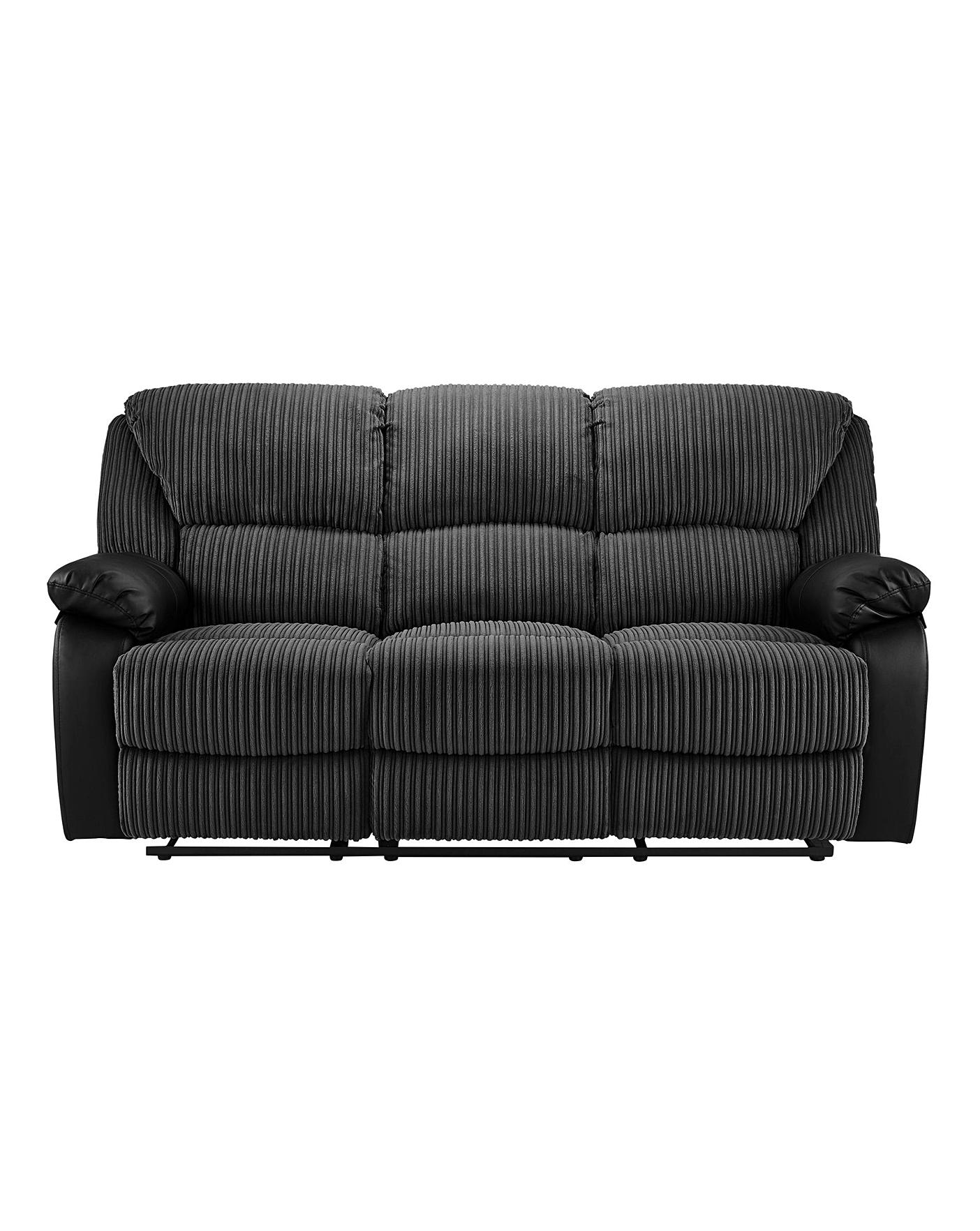 Weston Recliner 3 Seater Sofa Home Beauty Gift Shop