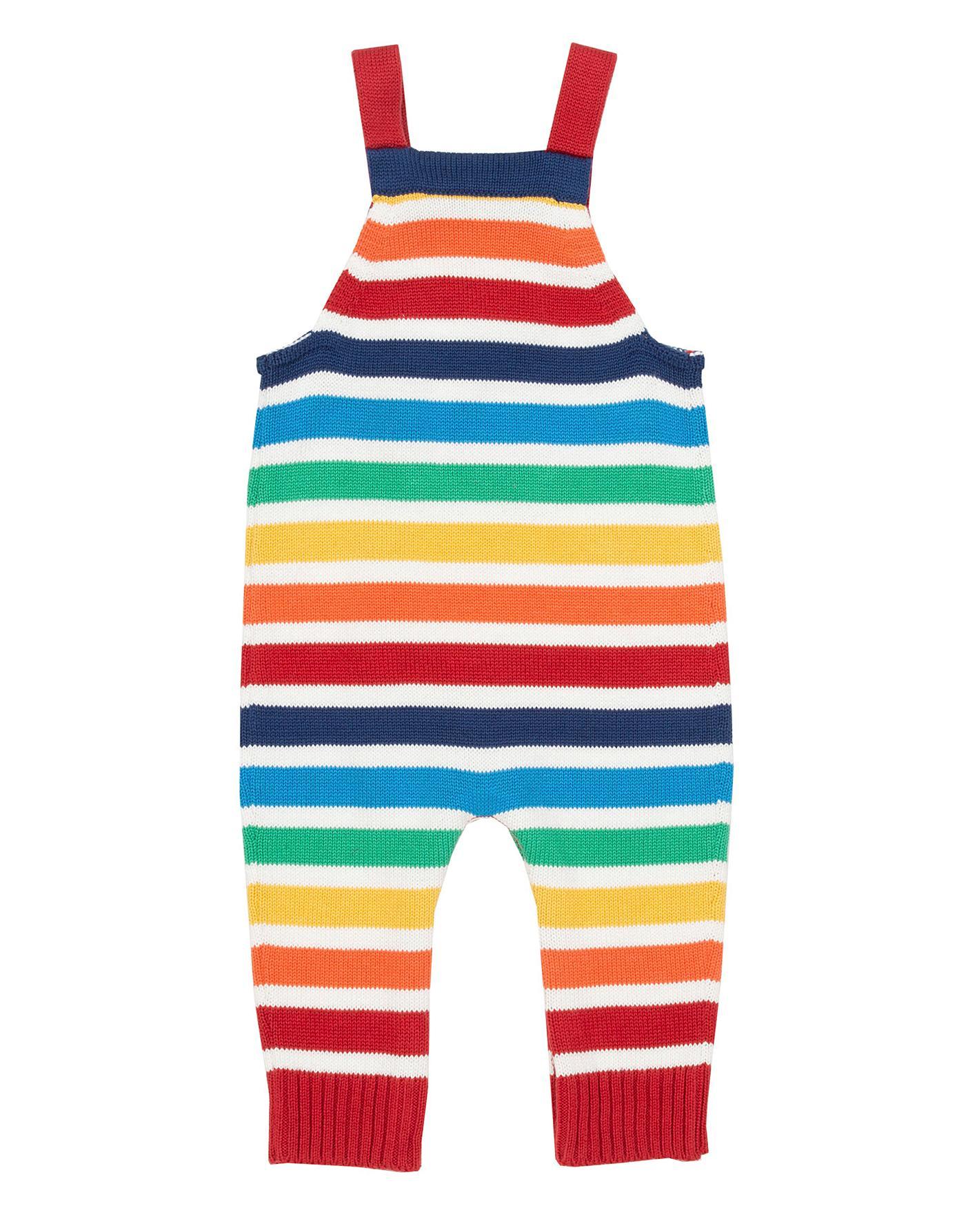 Organic Kite Baby Rainbow Knit Leggings Newborn-24 Months